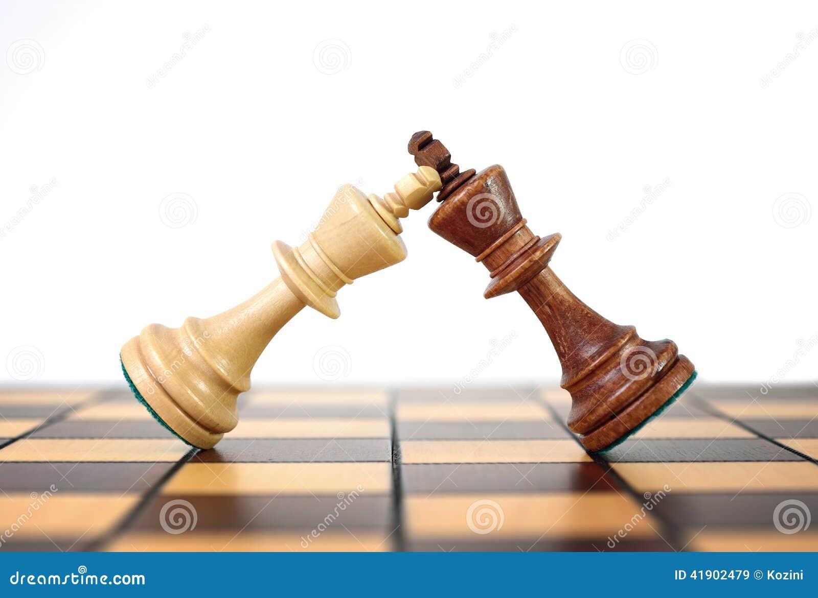 Duelo del ajedrez de los reyes