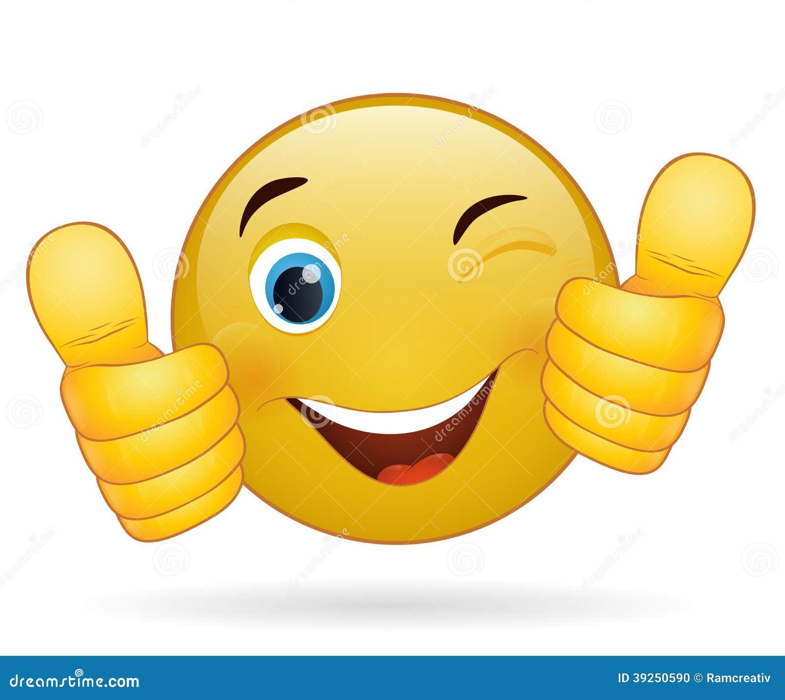 duim omhoog emoticon vector illustratie illustratie bestaande uit mensen 39250590 funny cheer up clipart Cheer Megaphone Clip Art