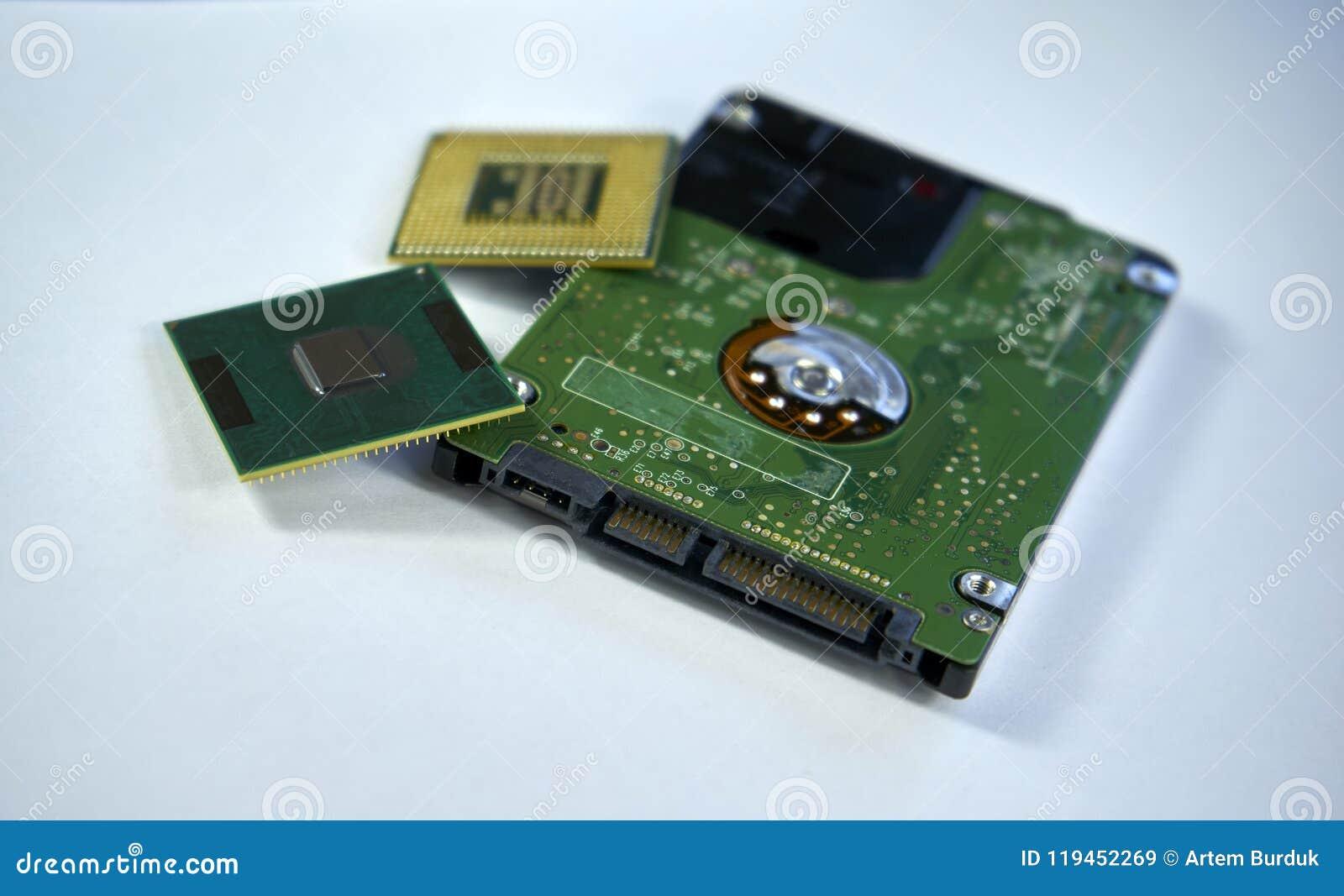 2.5 duimlaptop sata harde aandrijving met twee cpu-laptop bewerkers i