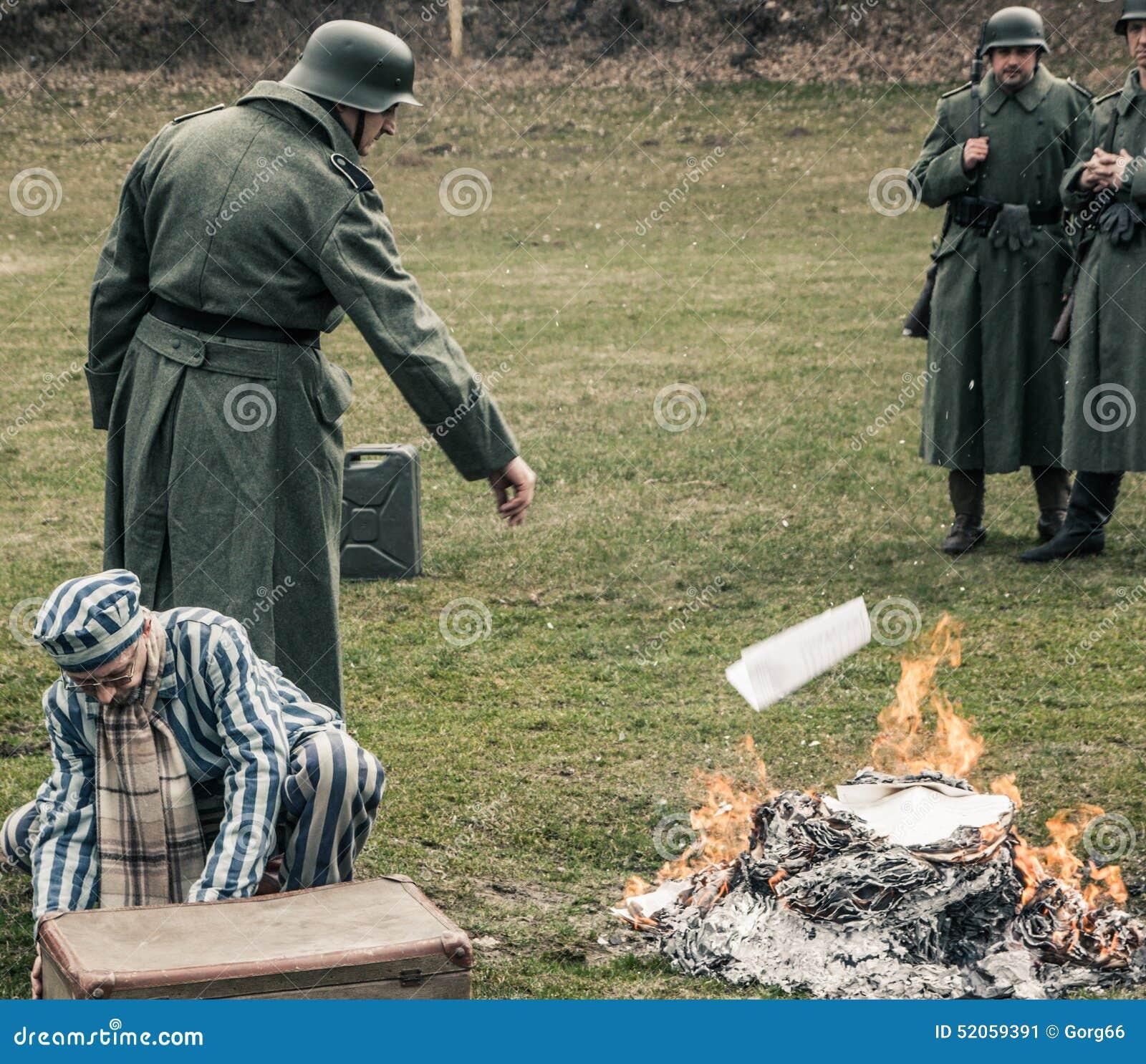 Duitse Militair Redactionele Foto Afbeelding Bestaande