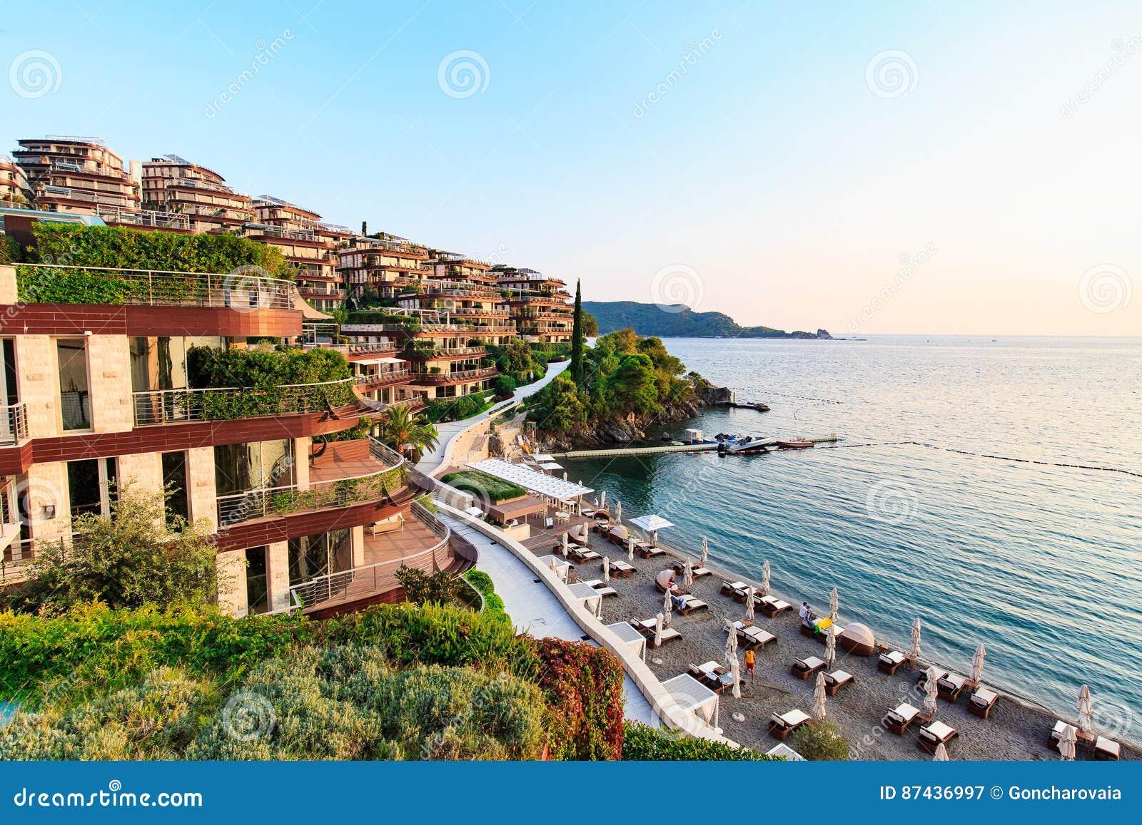 Luxury Villas Budva