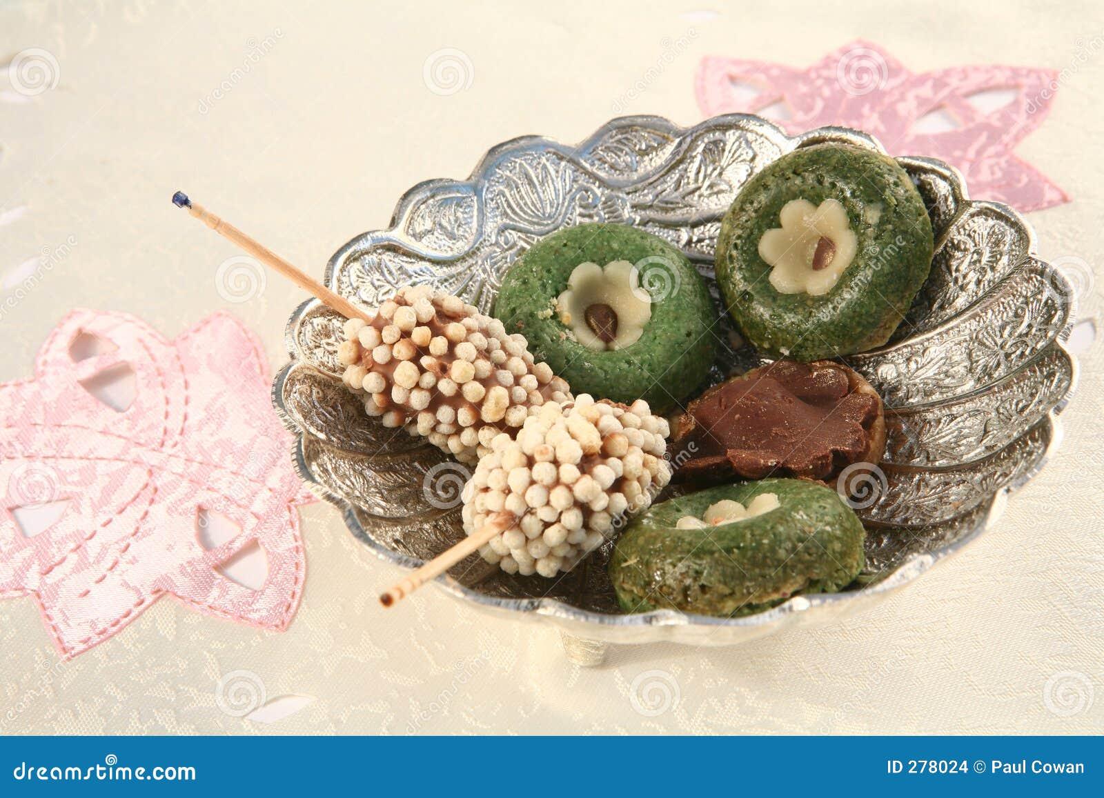 Dulces de Ramadan