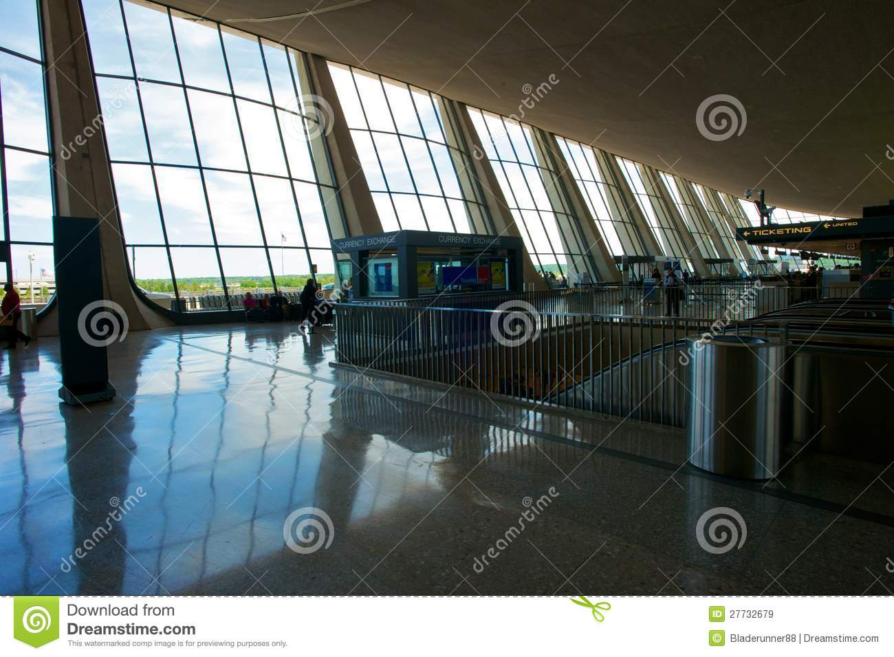 Dulles-internationaler Flughafen