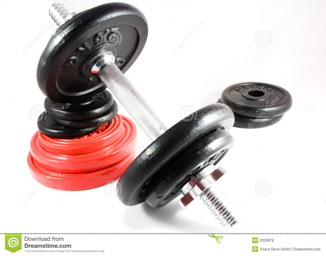 97 Dumbbell Weights Stacked Photos
