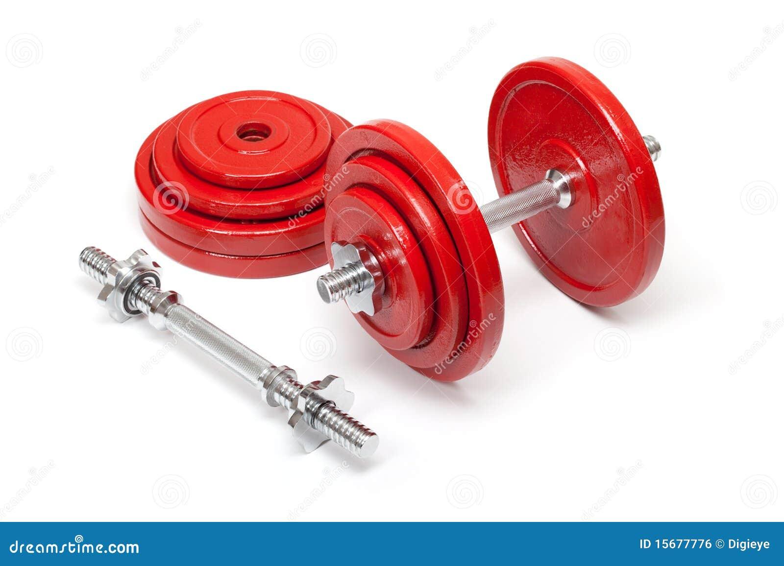 Dumbbells for body building