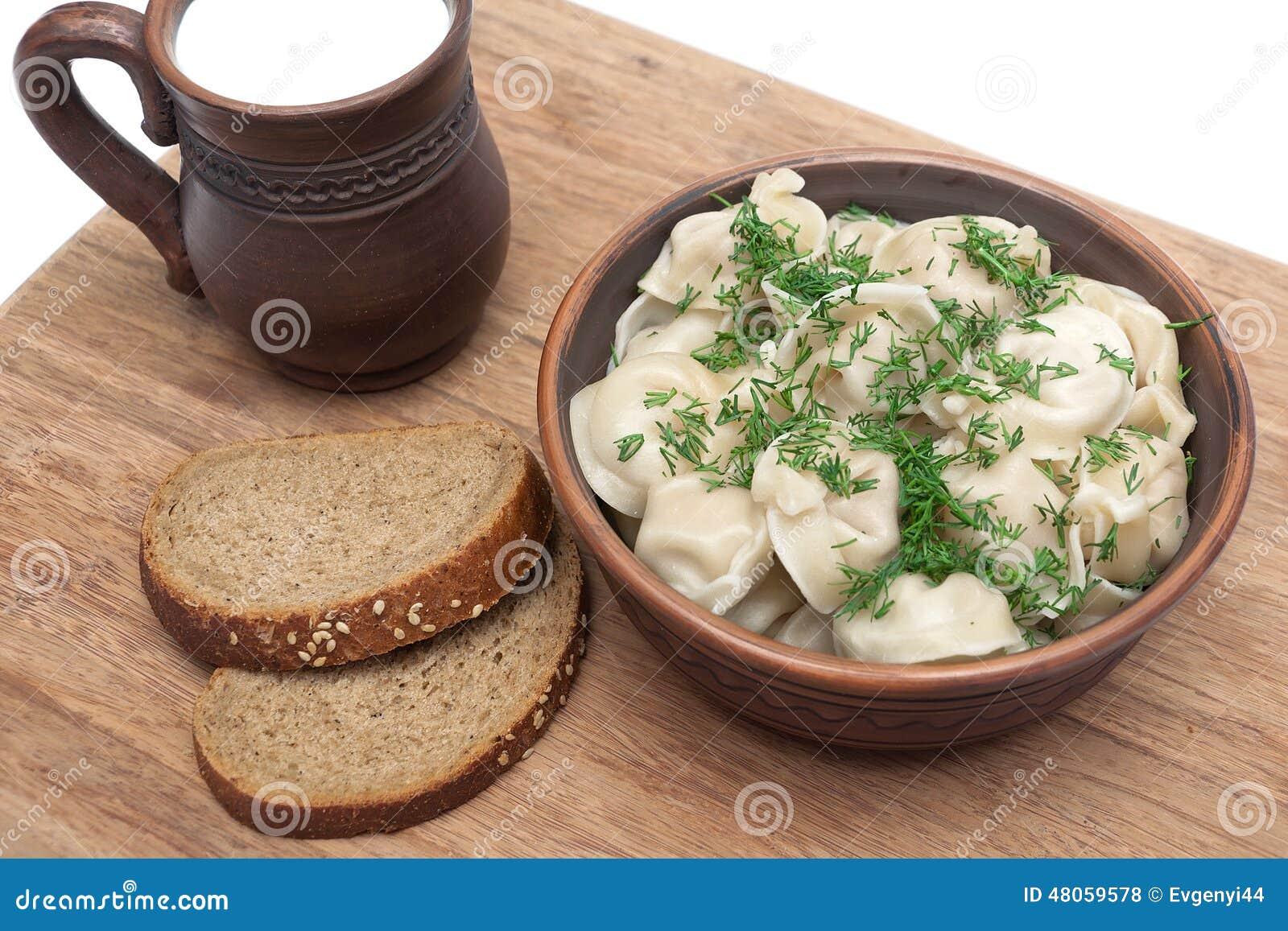 how to make russian dumplings