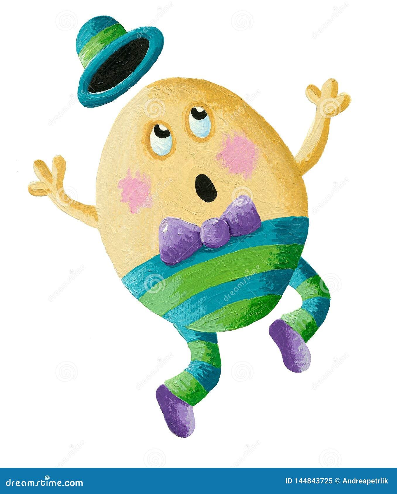 Humpty Dumpty имело большее падение
