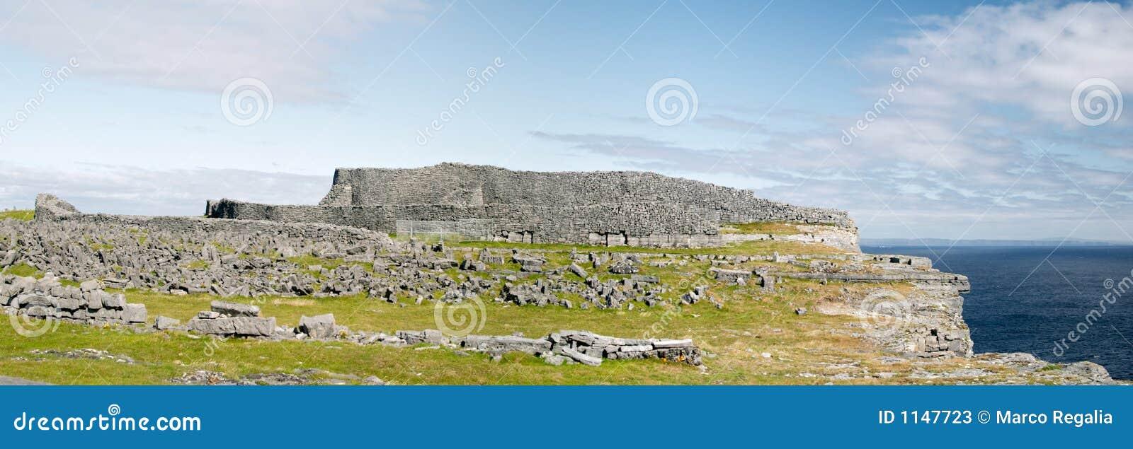 Dun Aonghasa, islas de Aran