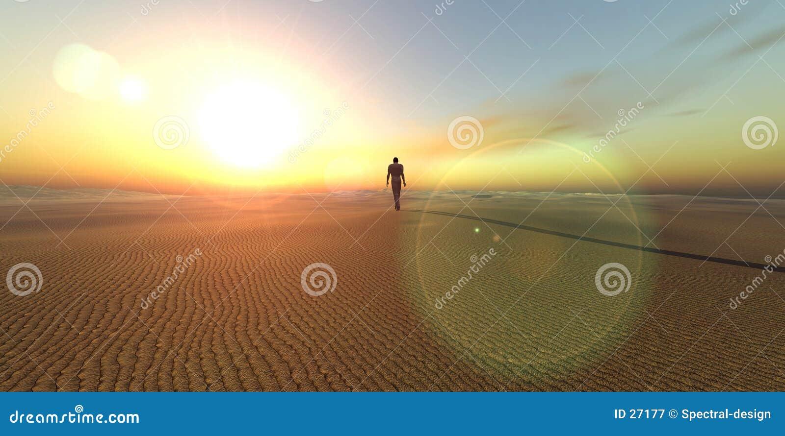 Download Duna stock de ilustración. Ilustración de viaje, sunset - 27177