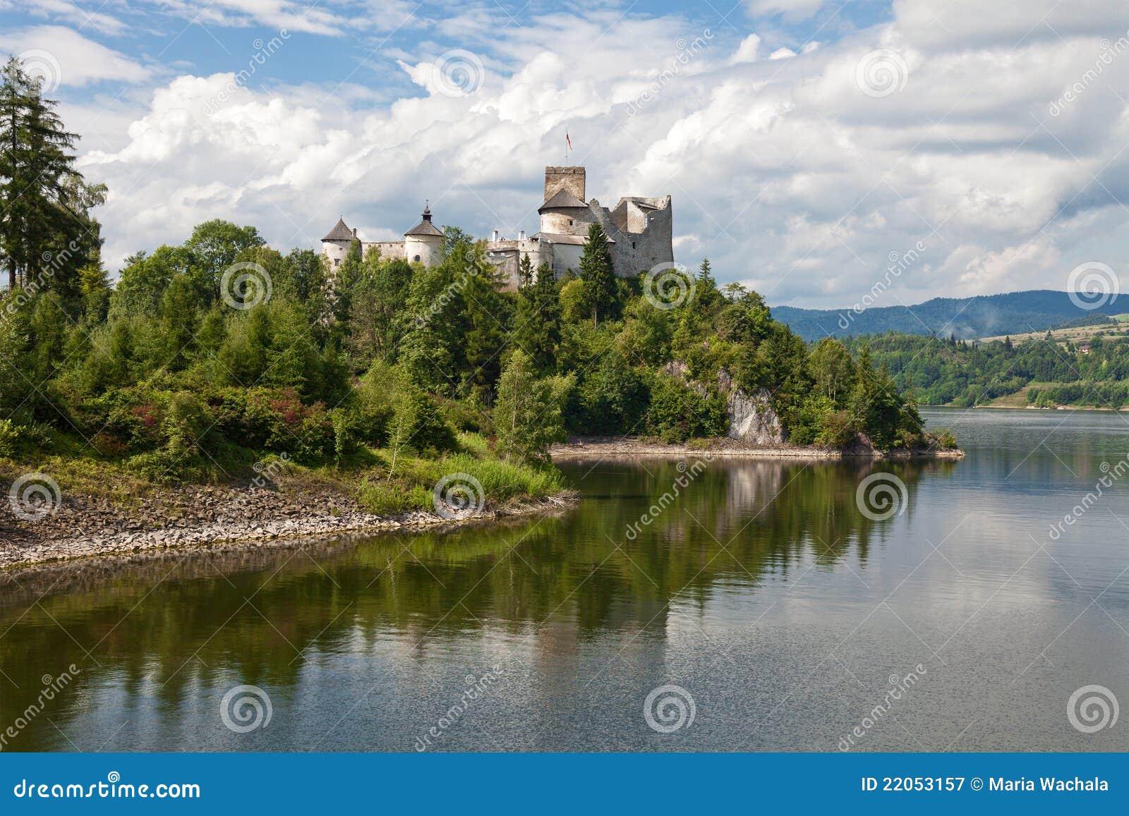 Dunajec Castle in Niedzica