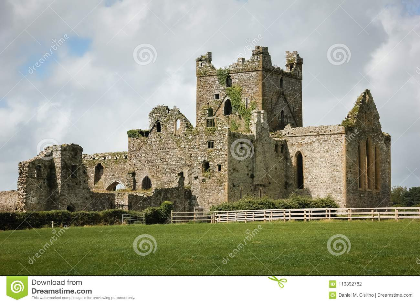 Dunbrody abbey ståndsmässiga Wexford ireland