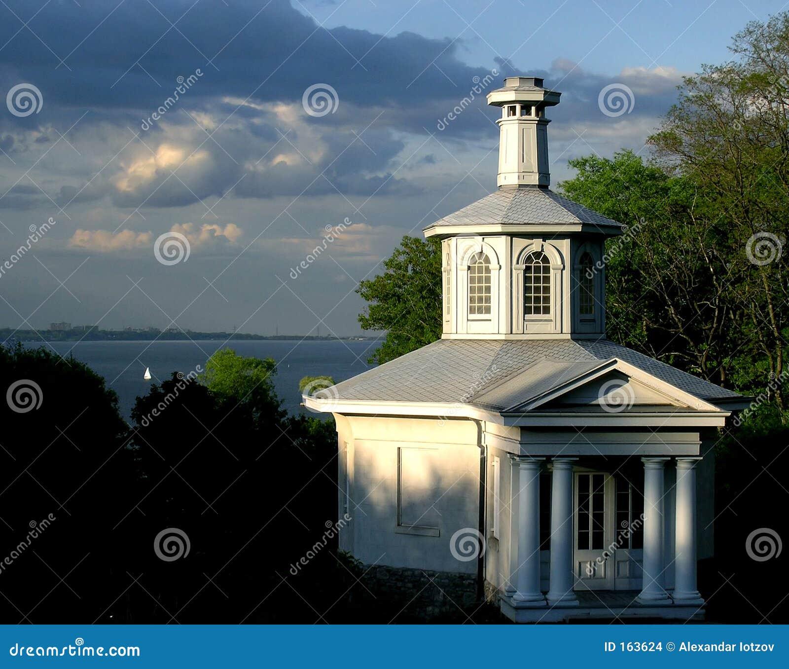 Dundrn Castle chapel