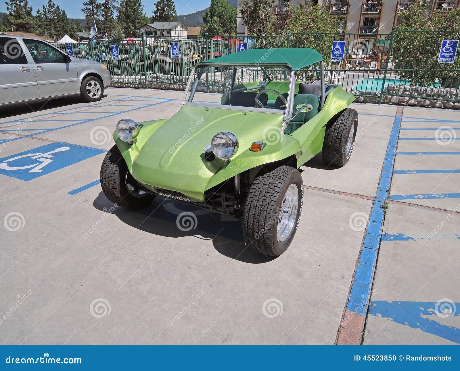 Dune Buggy editorial image  Image of volkswagen, danger