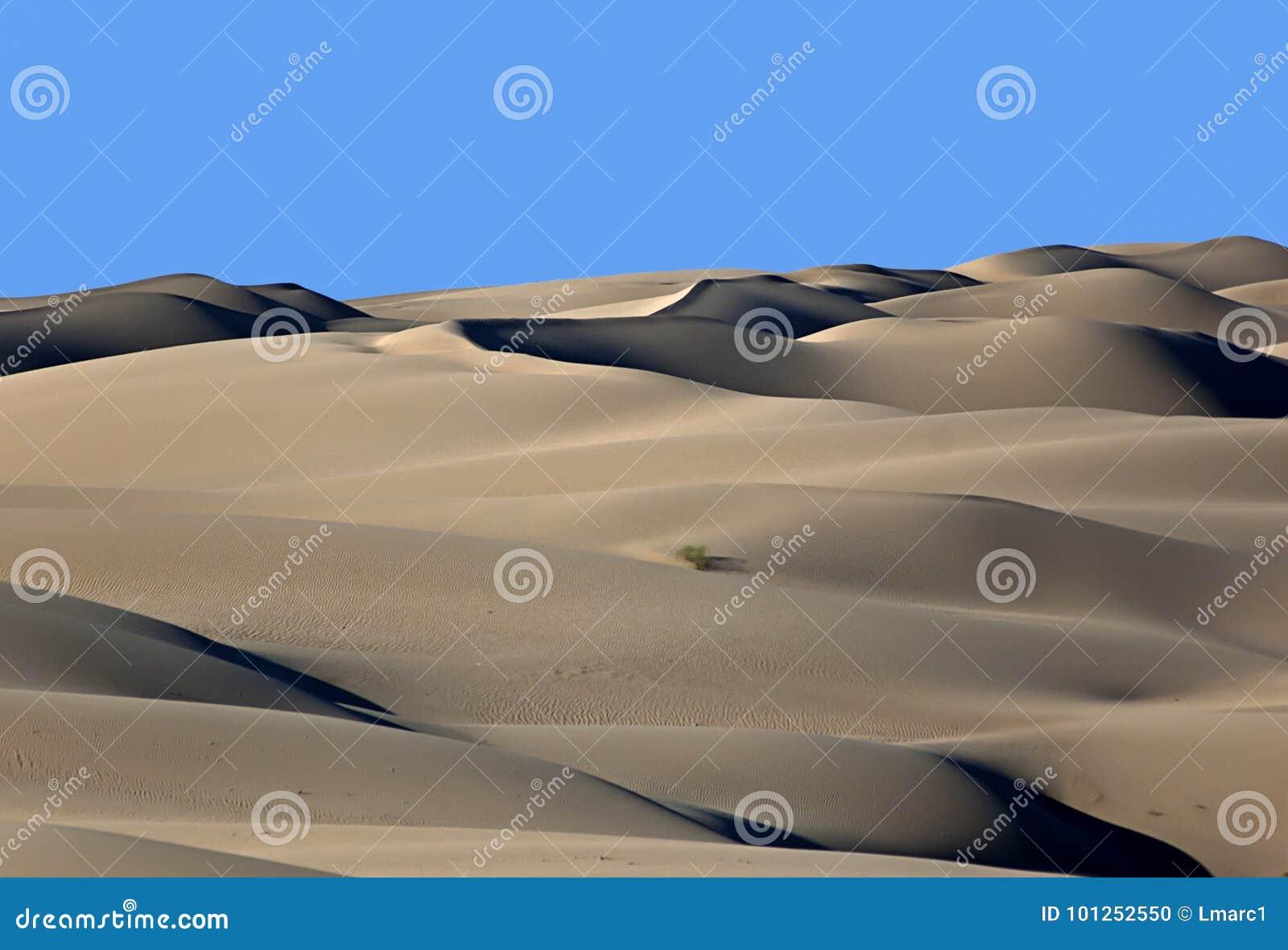 Sand Dunes stock photo. Image of dunes, corner, mexican   20