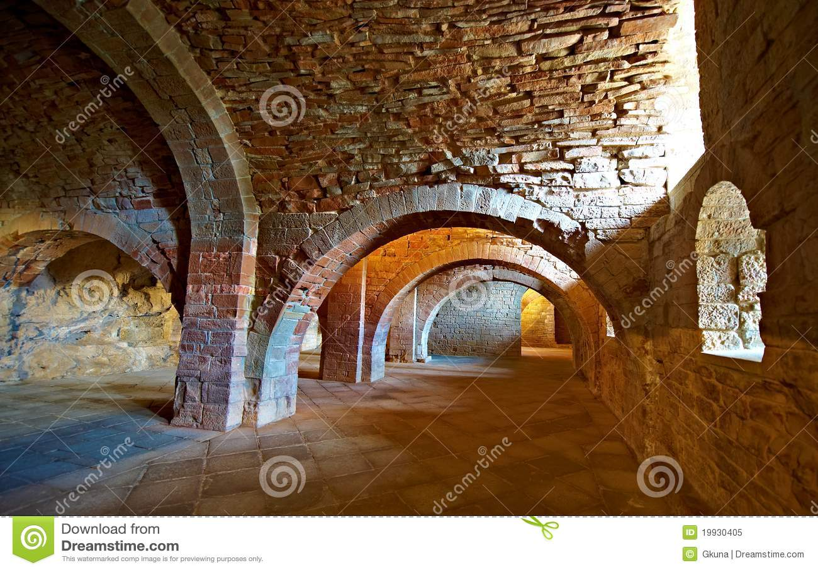 Dungeon Vaulted