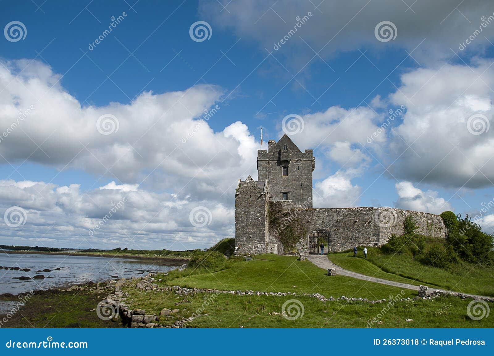 Dunguaire Schloss
