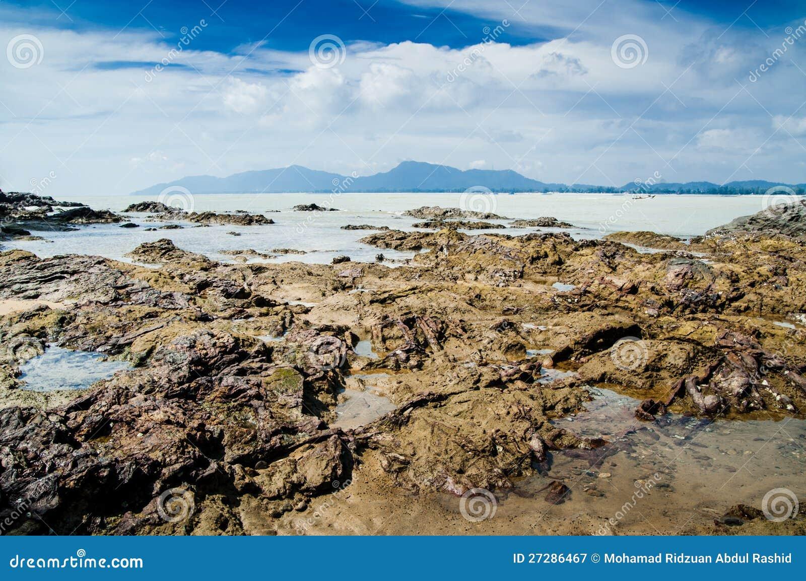 Dungun strand