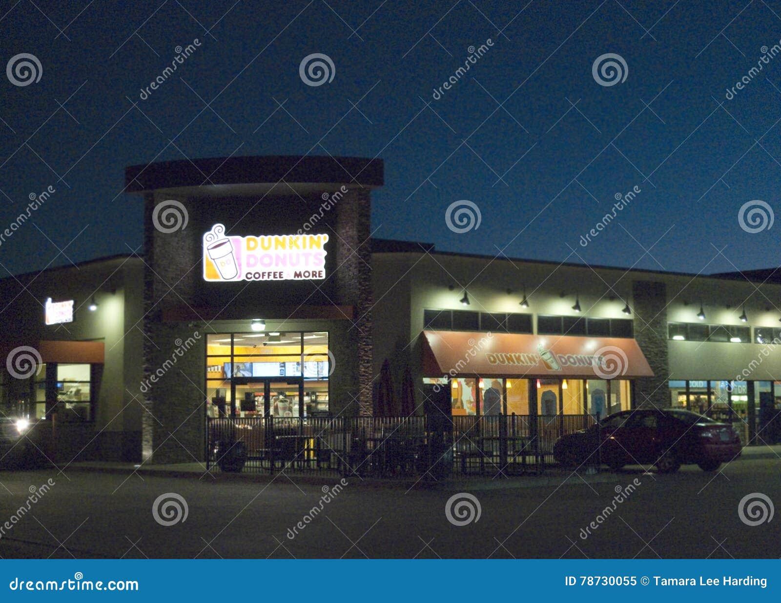 Dunkin Donuts, Fort Smith, Arkansas