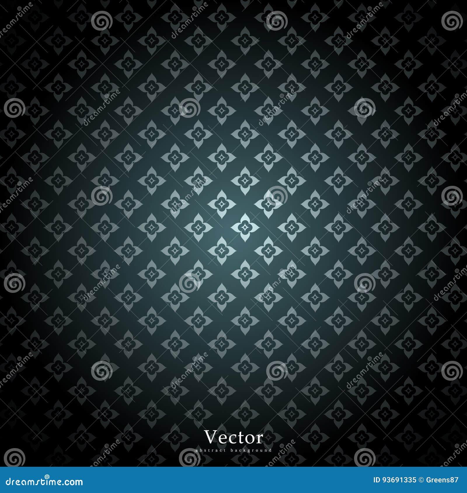 Dunkle Tapete Für Hintergrund Vektor Abbildung Illustration Von