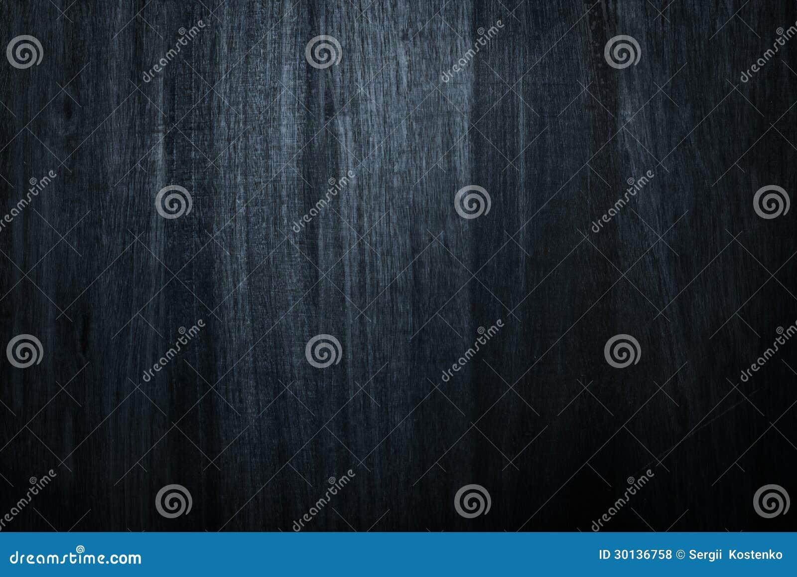 Dunkler hölzerner blauer Beschaffenheitshintergrund