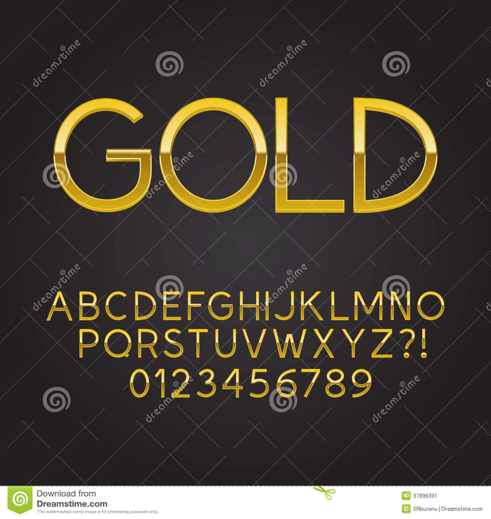 Dunne Gouden Doopvont en Aantallen