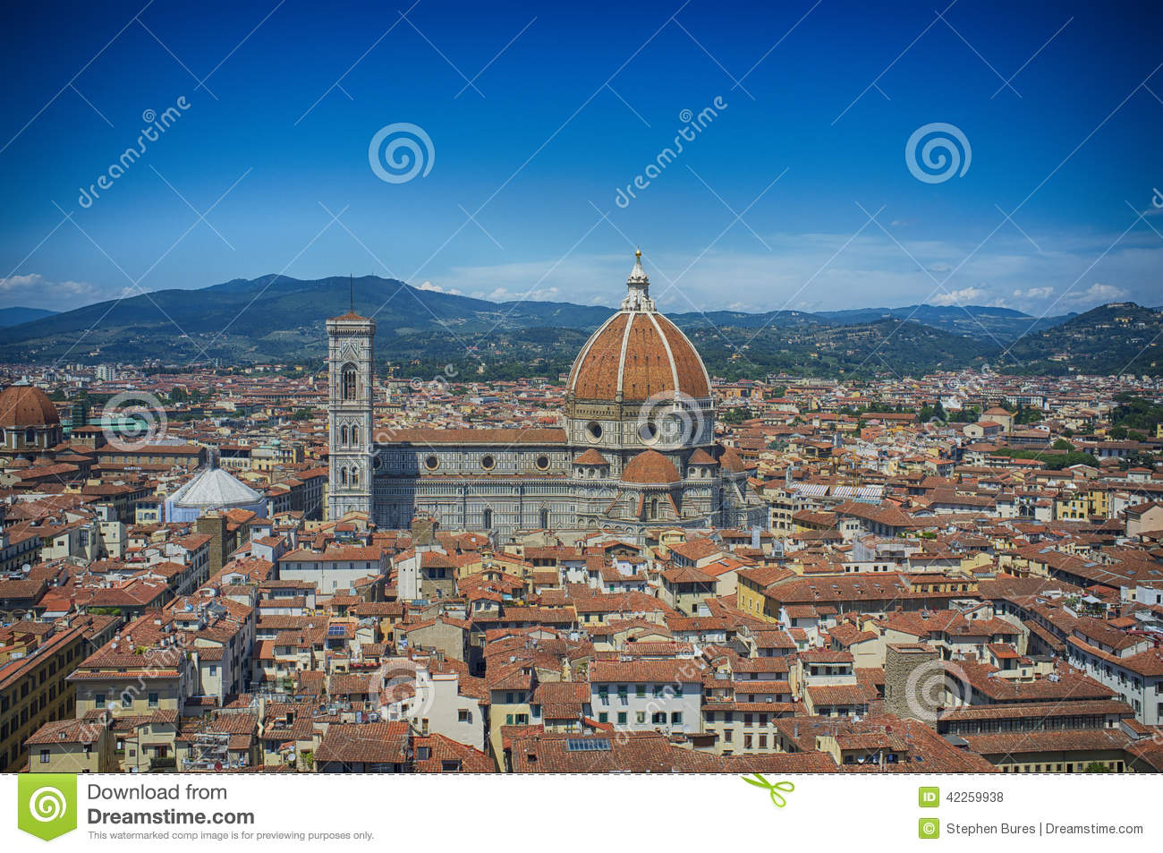 Duomo in Florence, Italië