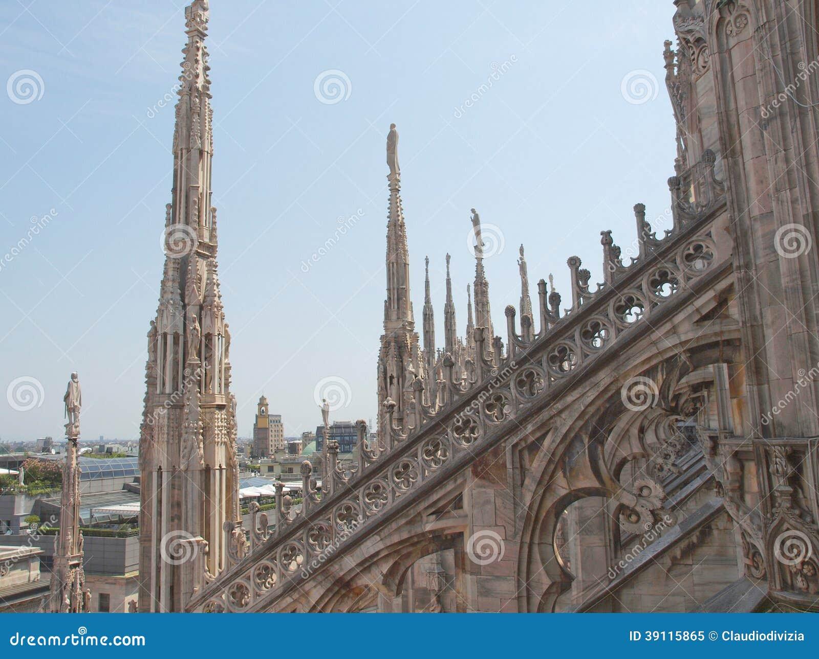 Duomo, Milaan