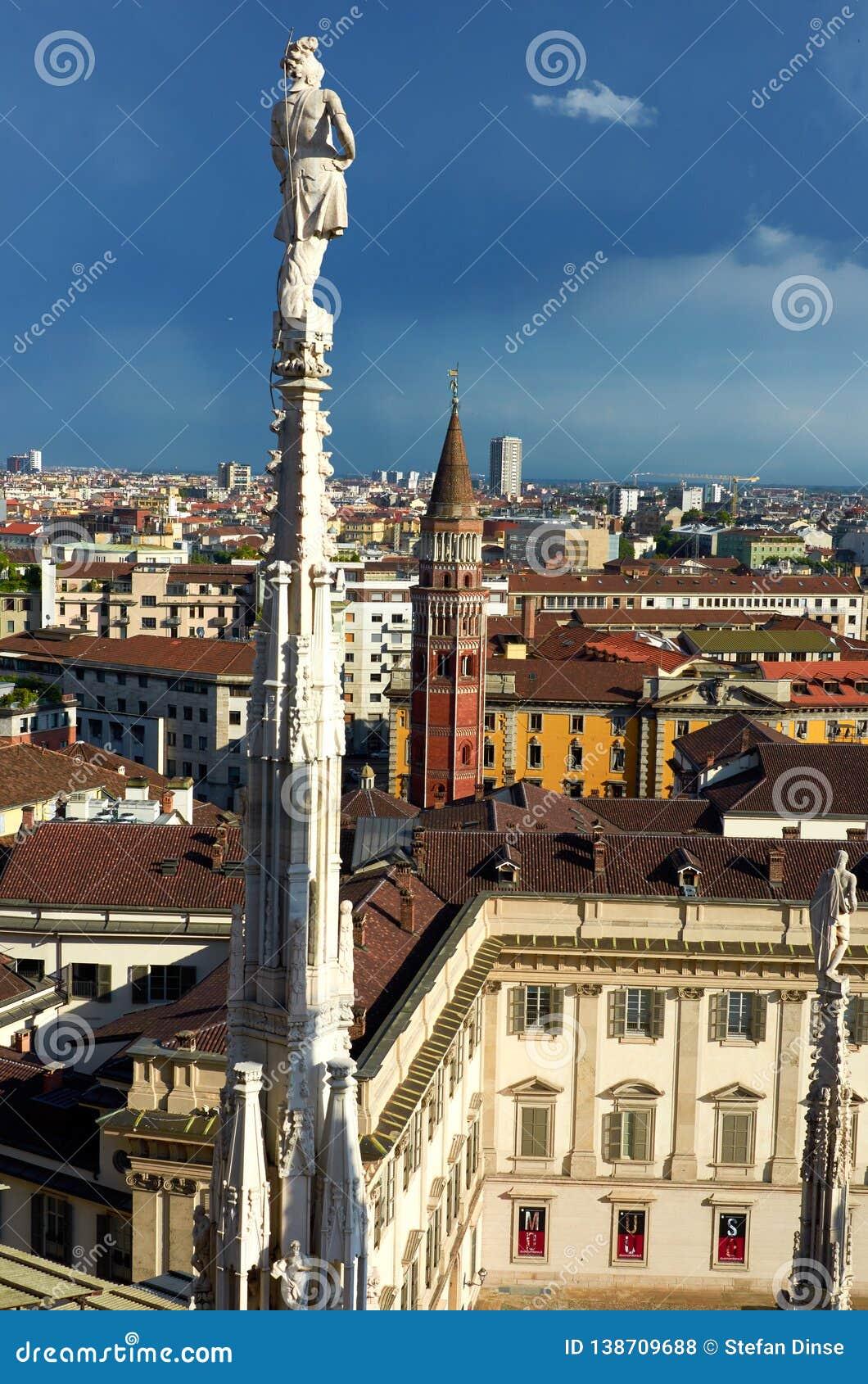 Duomo Milano i Italien