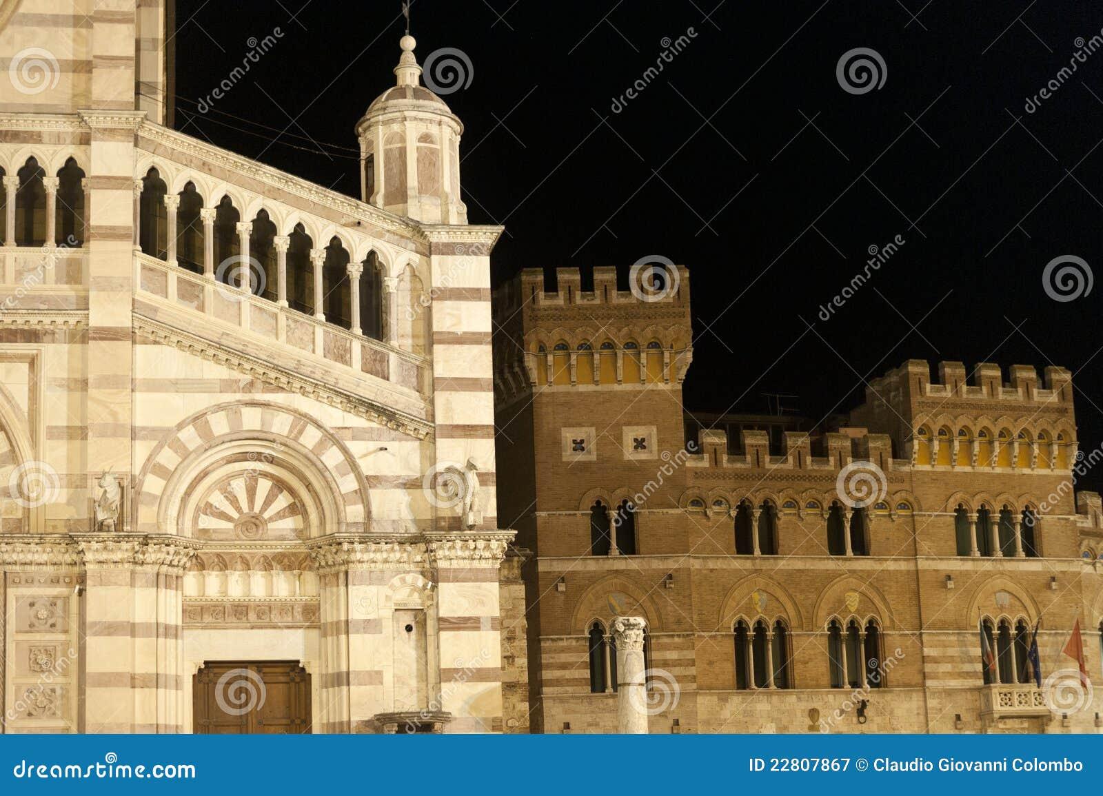 Duomodi Grosseto und Palast