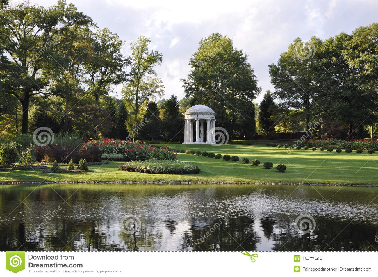 Dupont Mansion And Gardens Stock Images Image 16477404