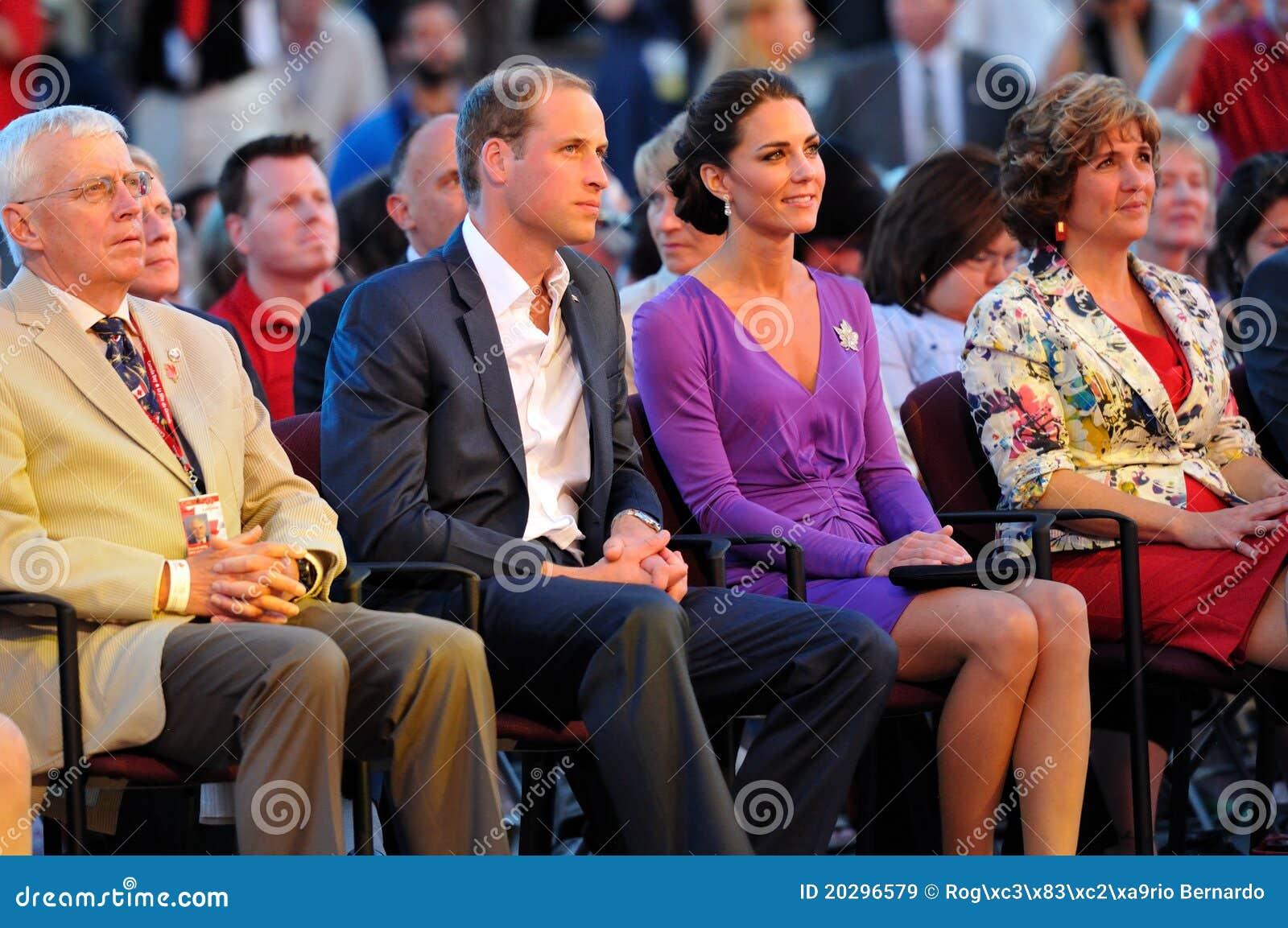 Duque y duquesa de Cambridge