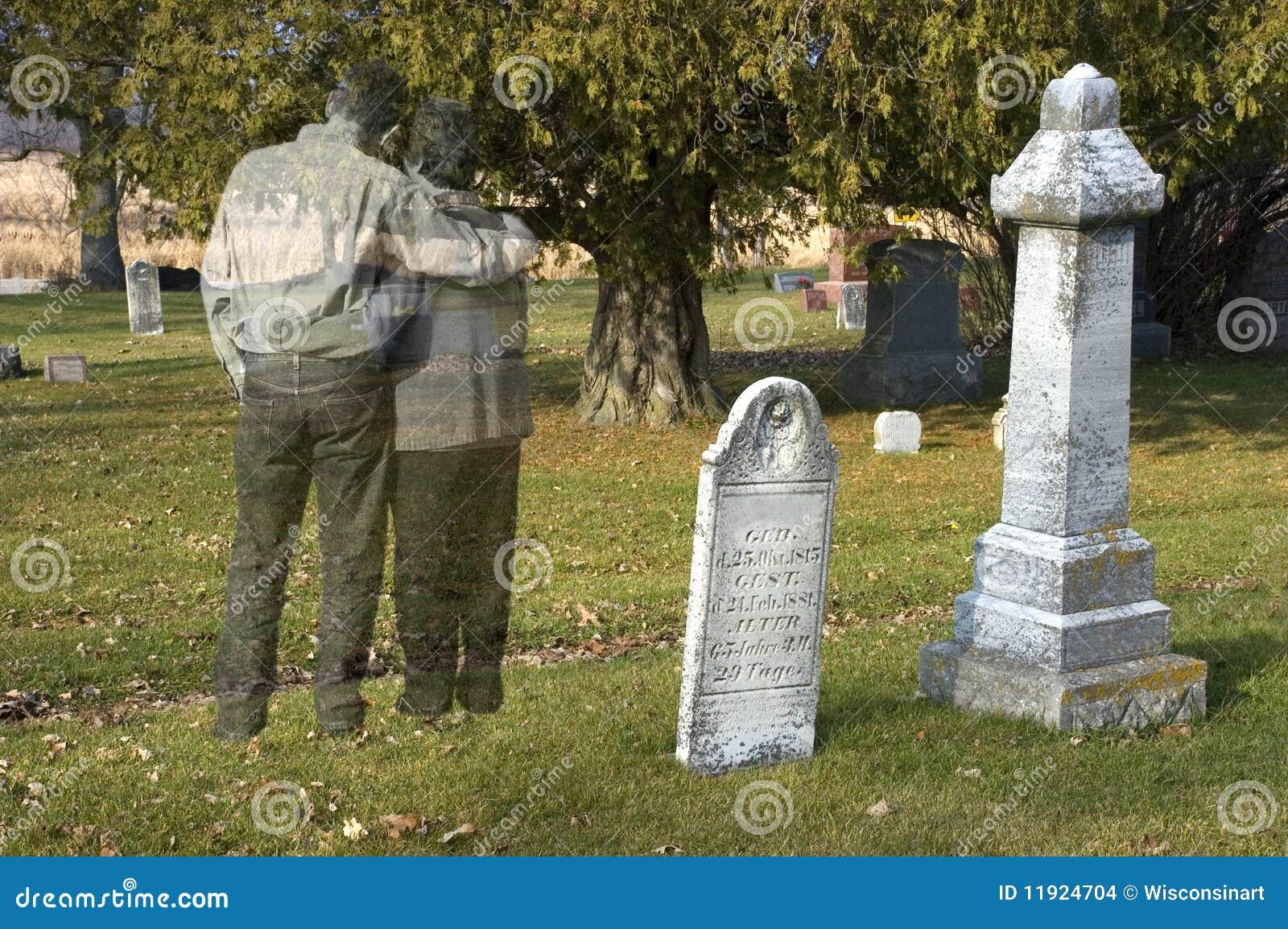 Durée, amour après la mort, peine, perte ou Veille de la toussaint
