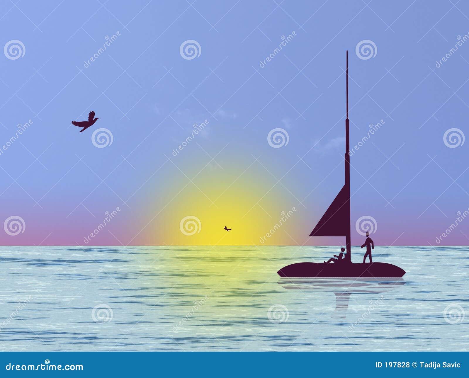 Durée de mer