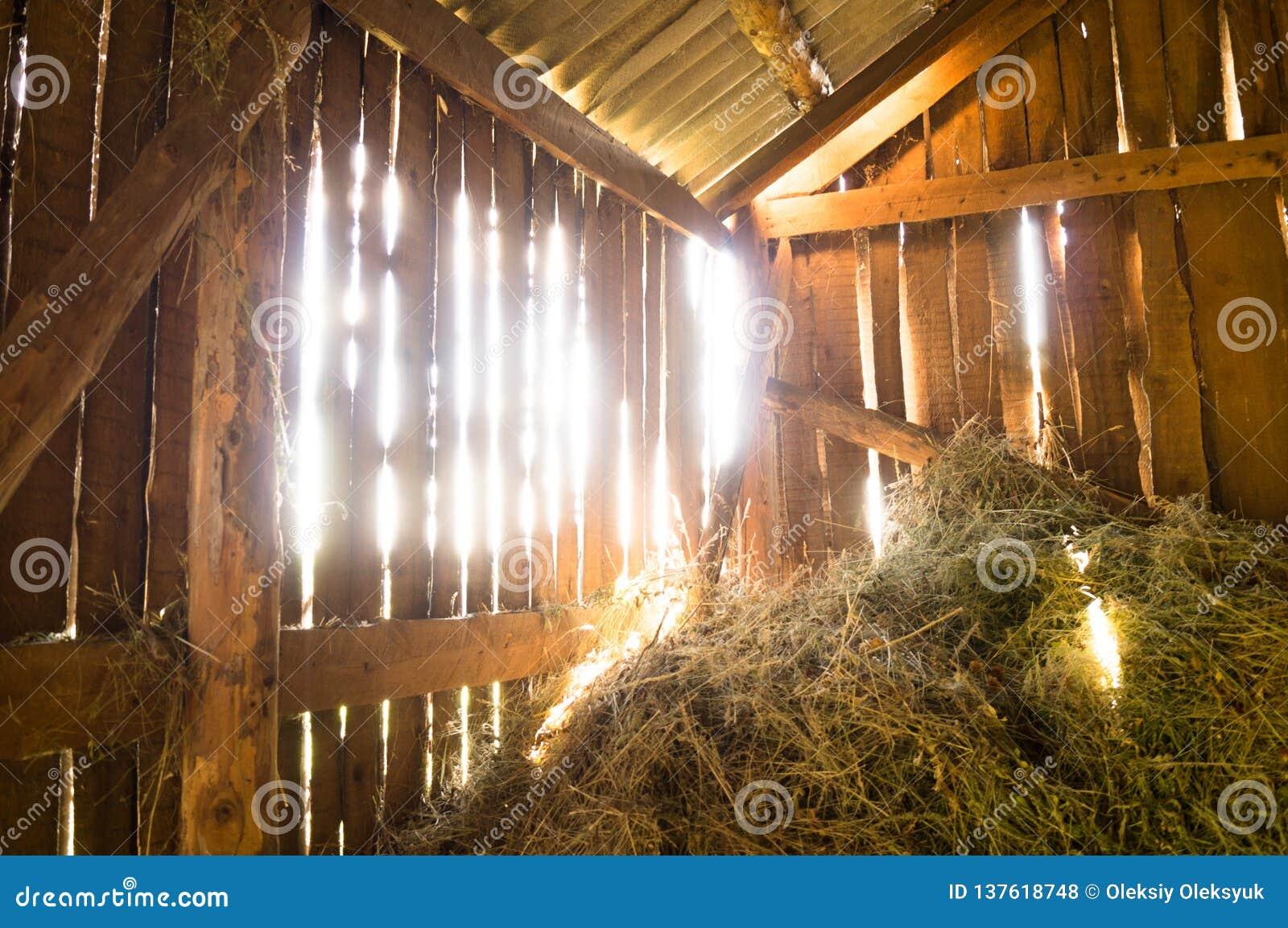 Durée de pays Hay Barn l ukraine
