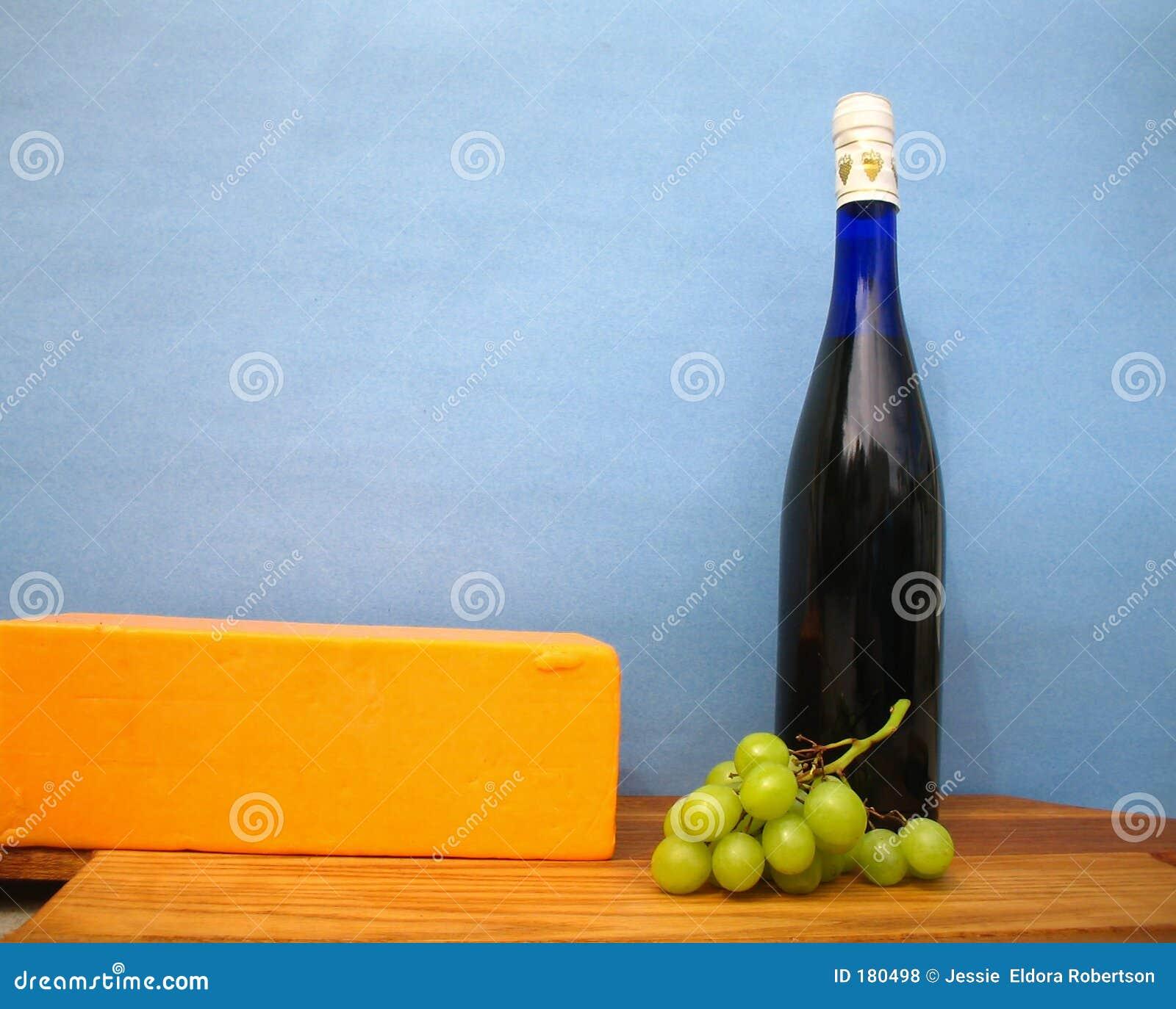 Durée de vin et de fromage toujours