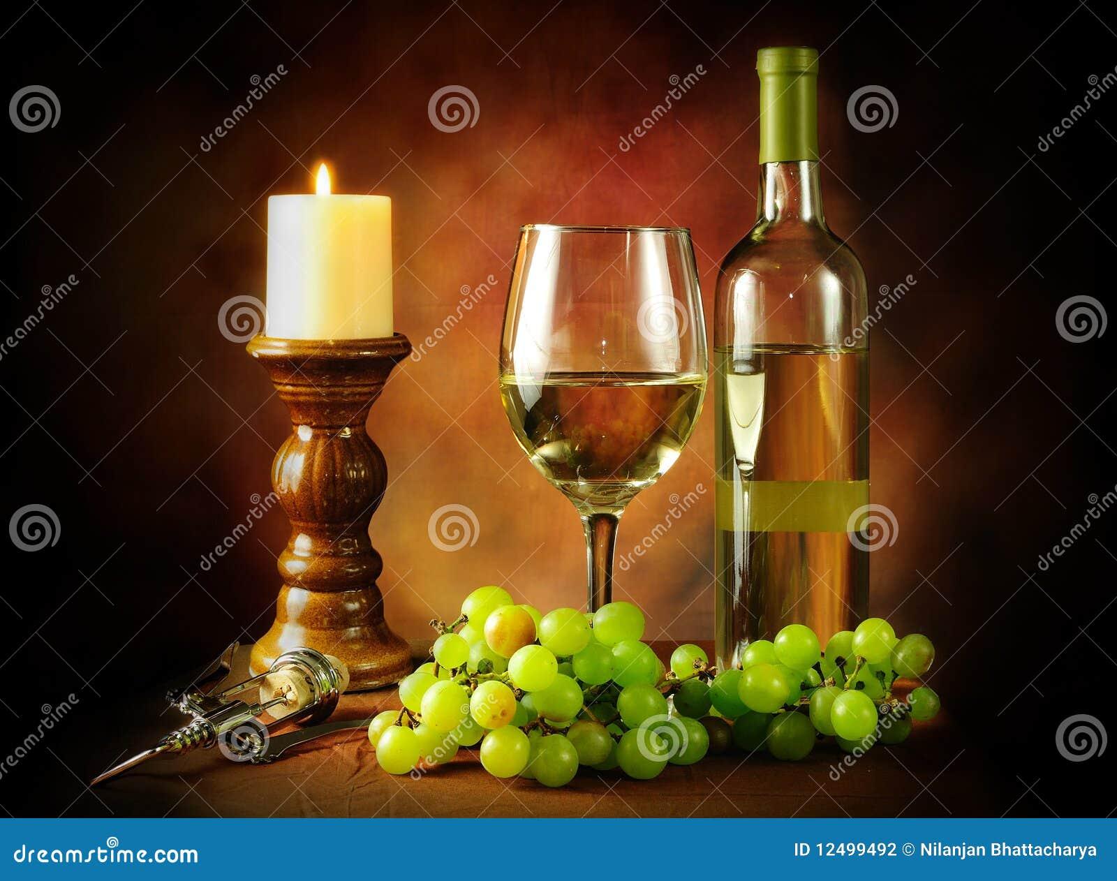 Durée de vin et de raisins toujours