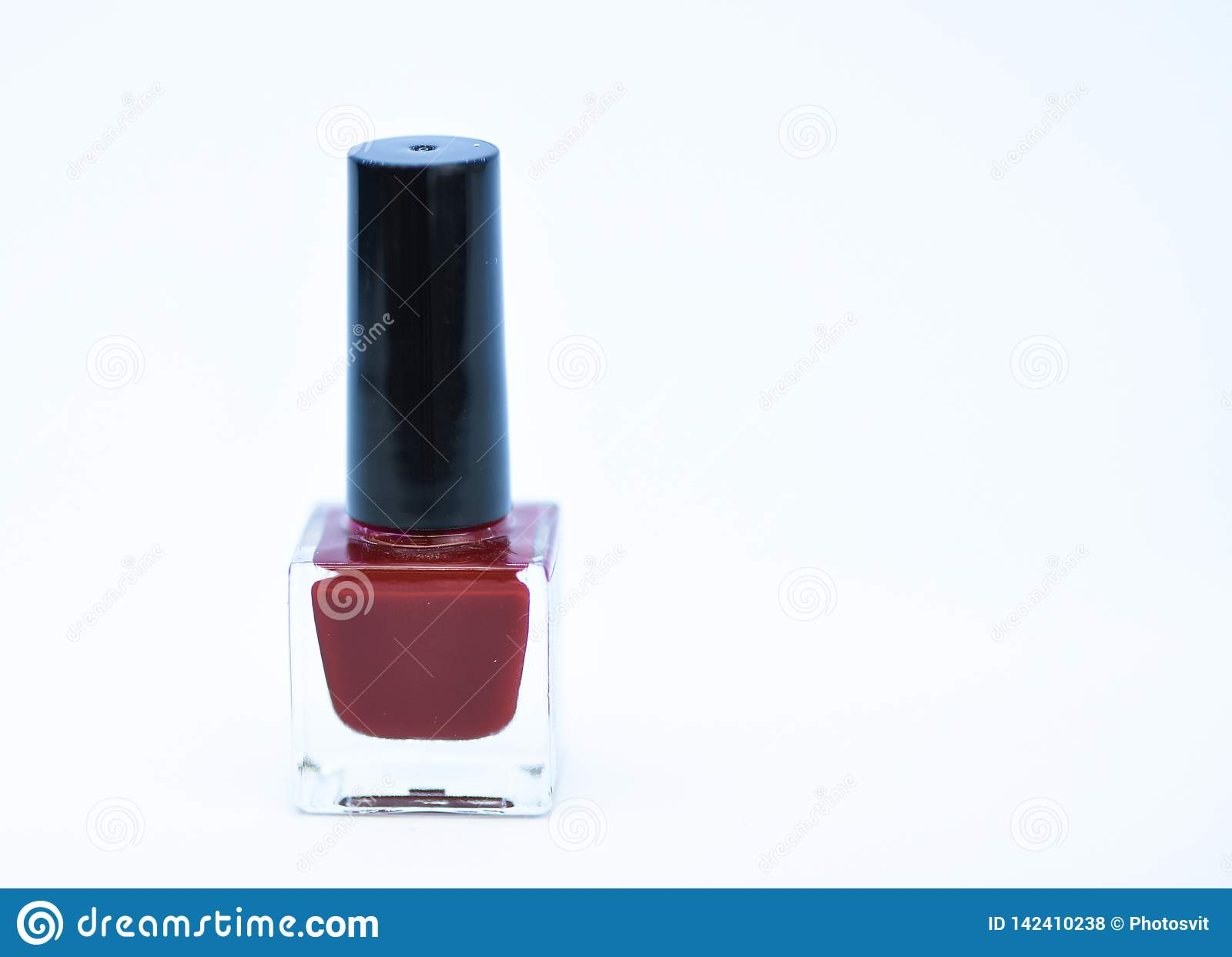 Durability And Quality Of Nail Polish Coating. Gel Polish Modern ...