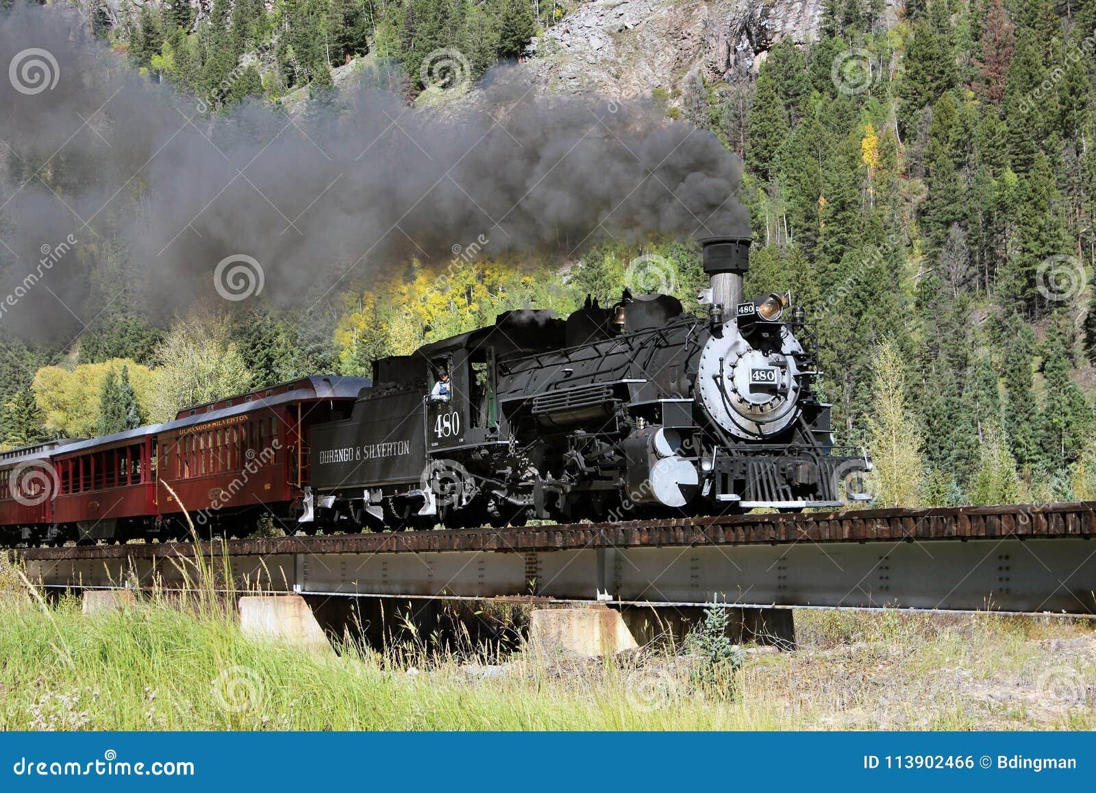 Durango e ferrovia del calibro stretto di silverton for Noleggio di durango cabinado colorado