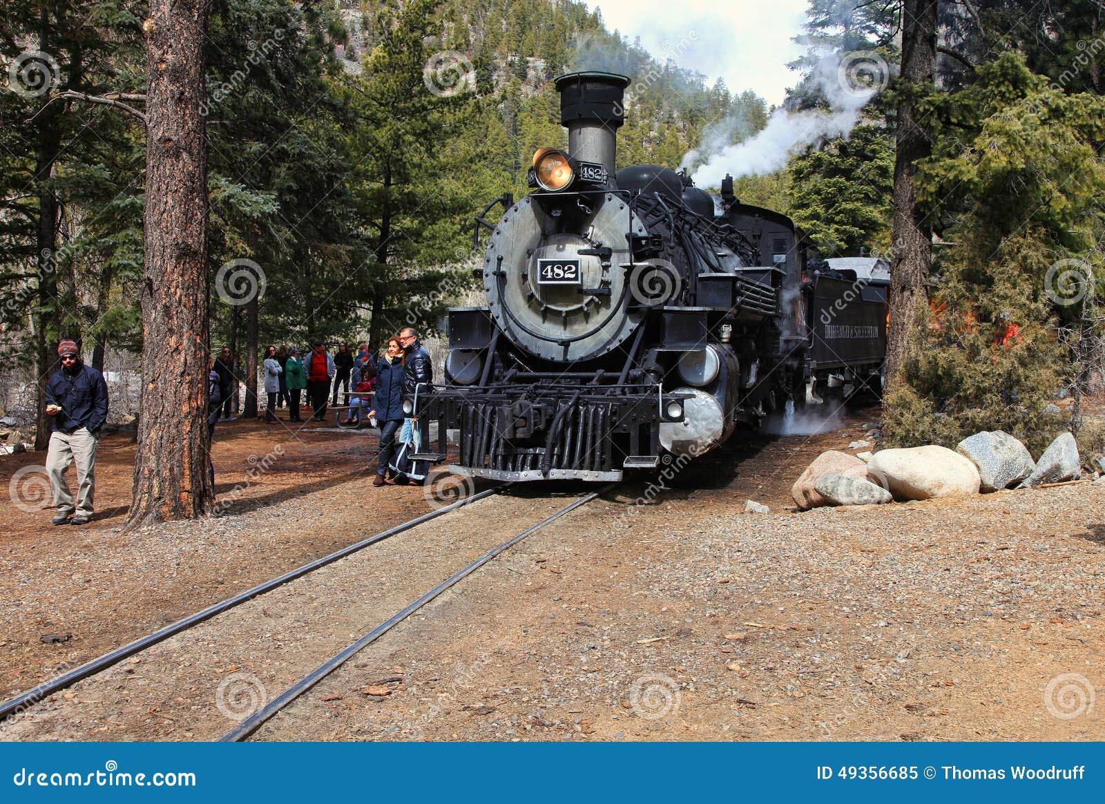 Durango et chemin de fer de Sliverton