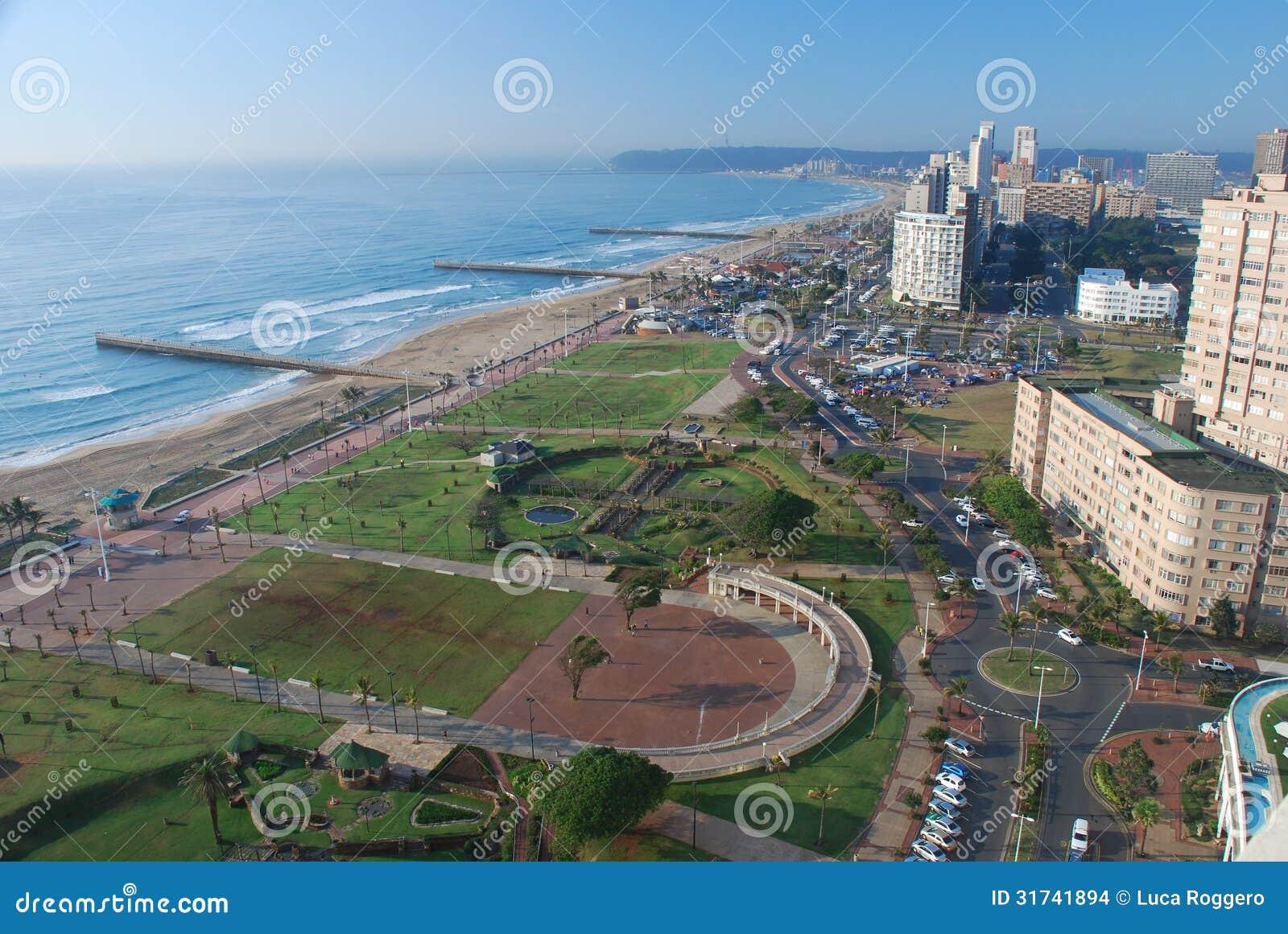 North Beach Durban South Africa