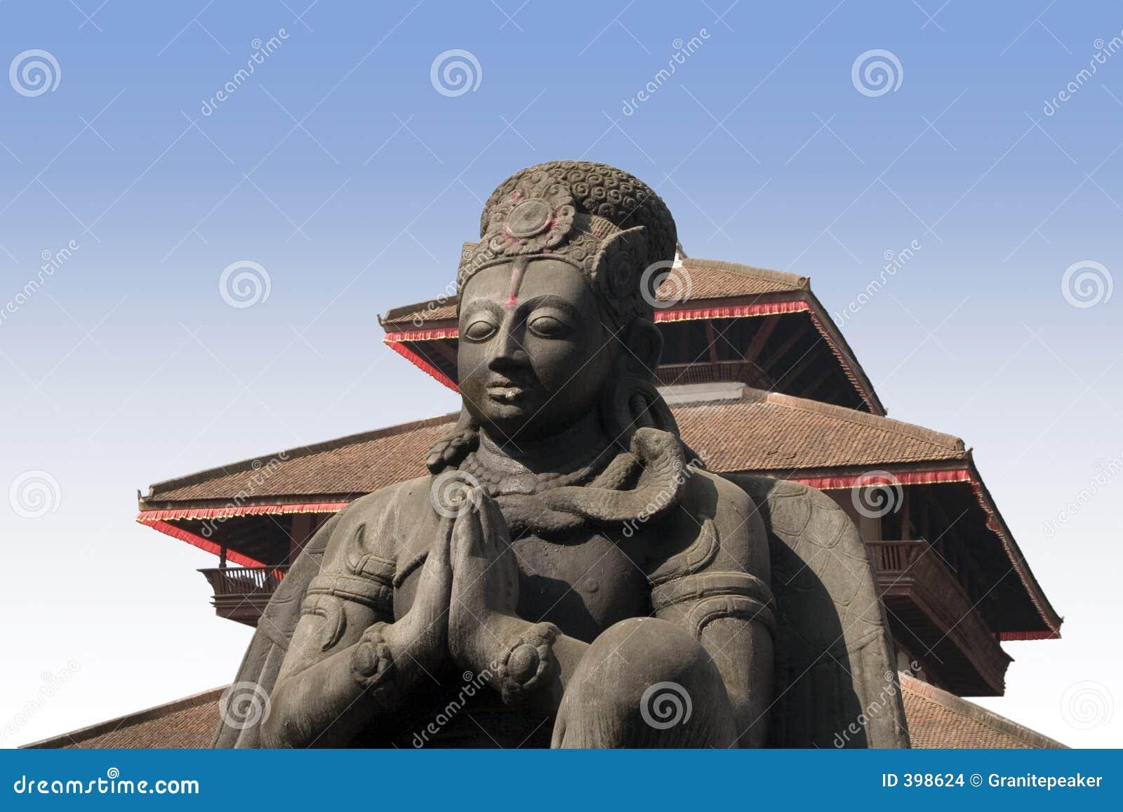 Durbar πλατεία του Κατμαντού