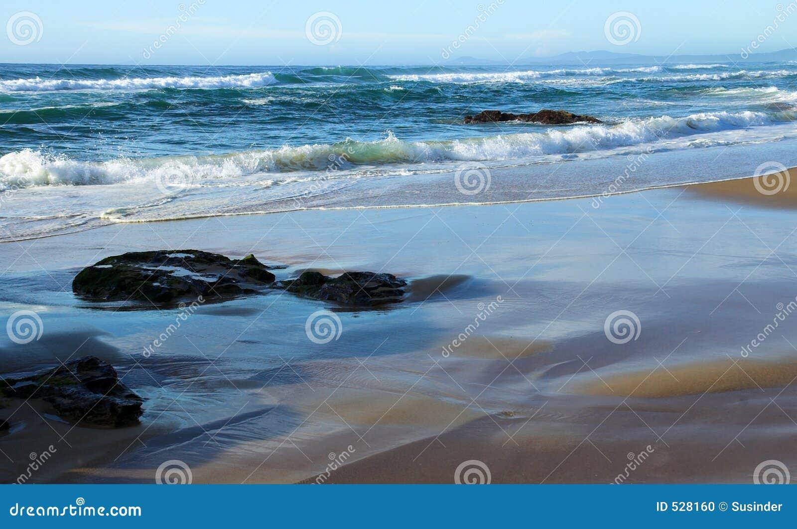 Durch das Meer