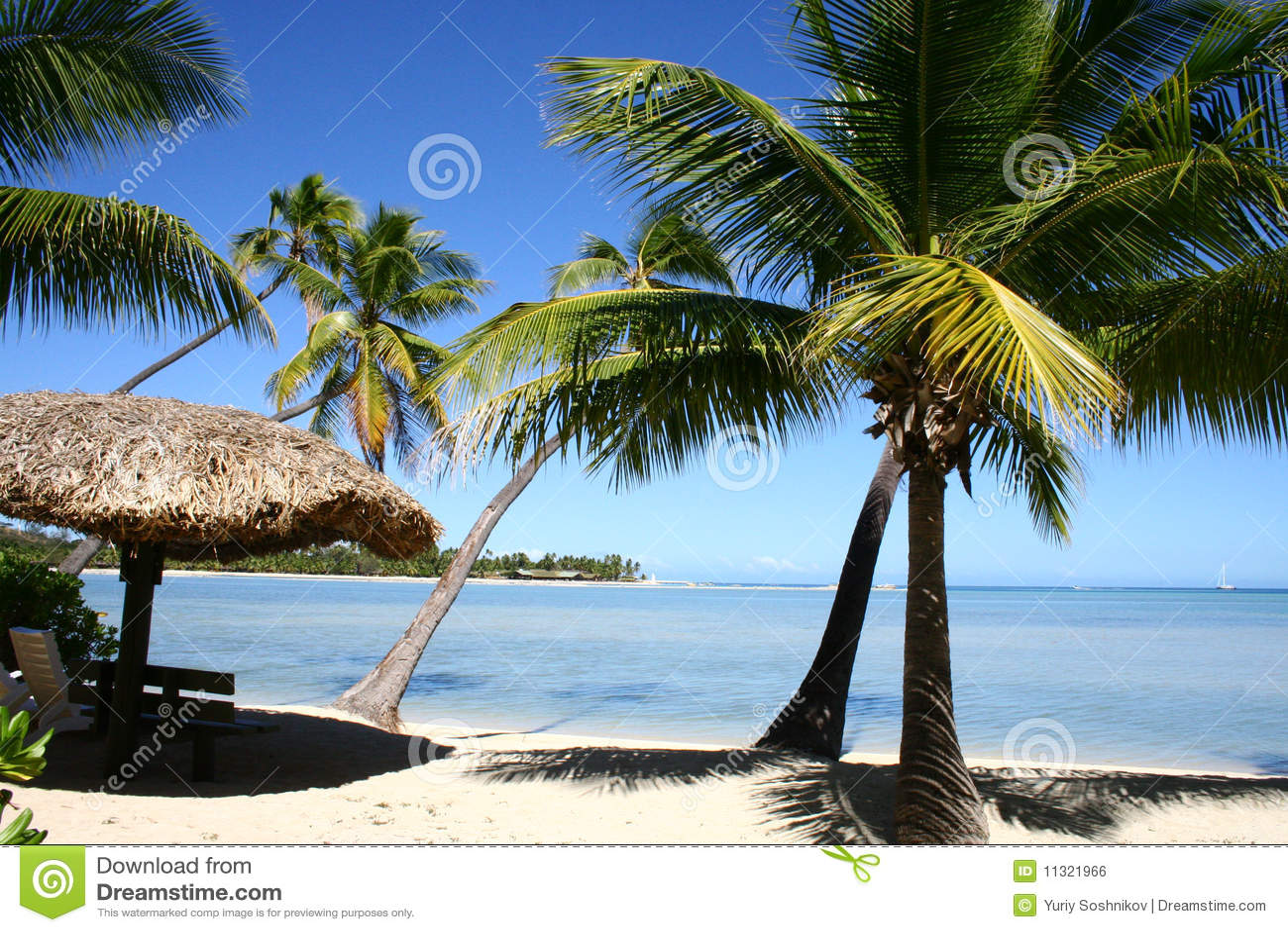 Durch den Ozean Fidschi