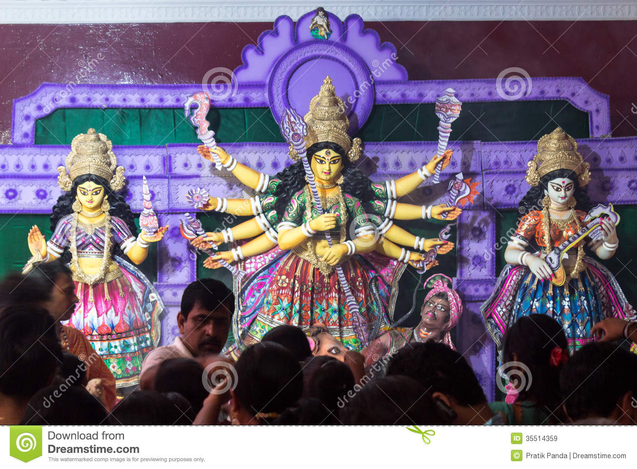 an analysis of the worship of durga in india Ban on durga puja: an assault on the core of hindu civilisation [part iv] this piece has been co-authored by shanmukh, saswati sarkar and dikgaj.