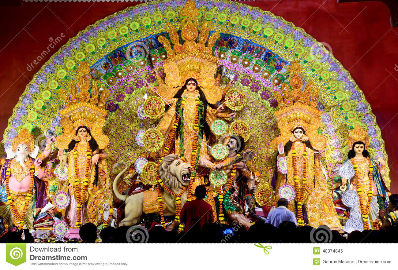 Durga puja pandal stock image image of kaliamman october 48374845 download durga puja pandal stock image image of kaliamman october 48374845 altavistaventures Image collections