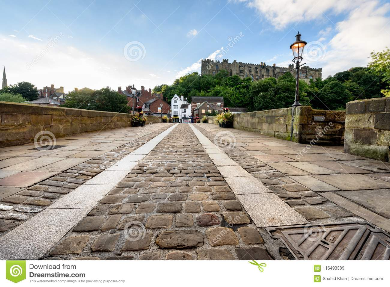 Durham City Uk Editorial Stock Image Image Of River 116493389