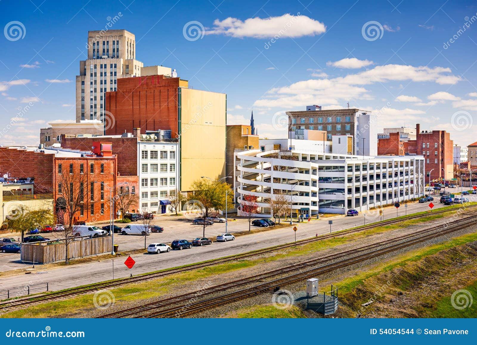 Durham-Stadtbild