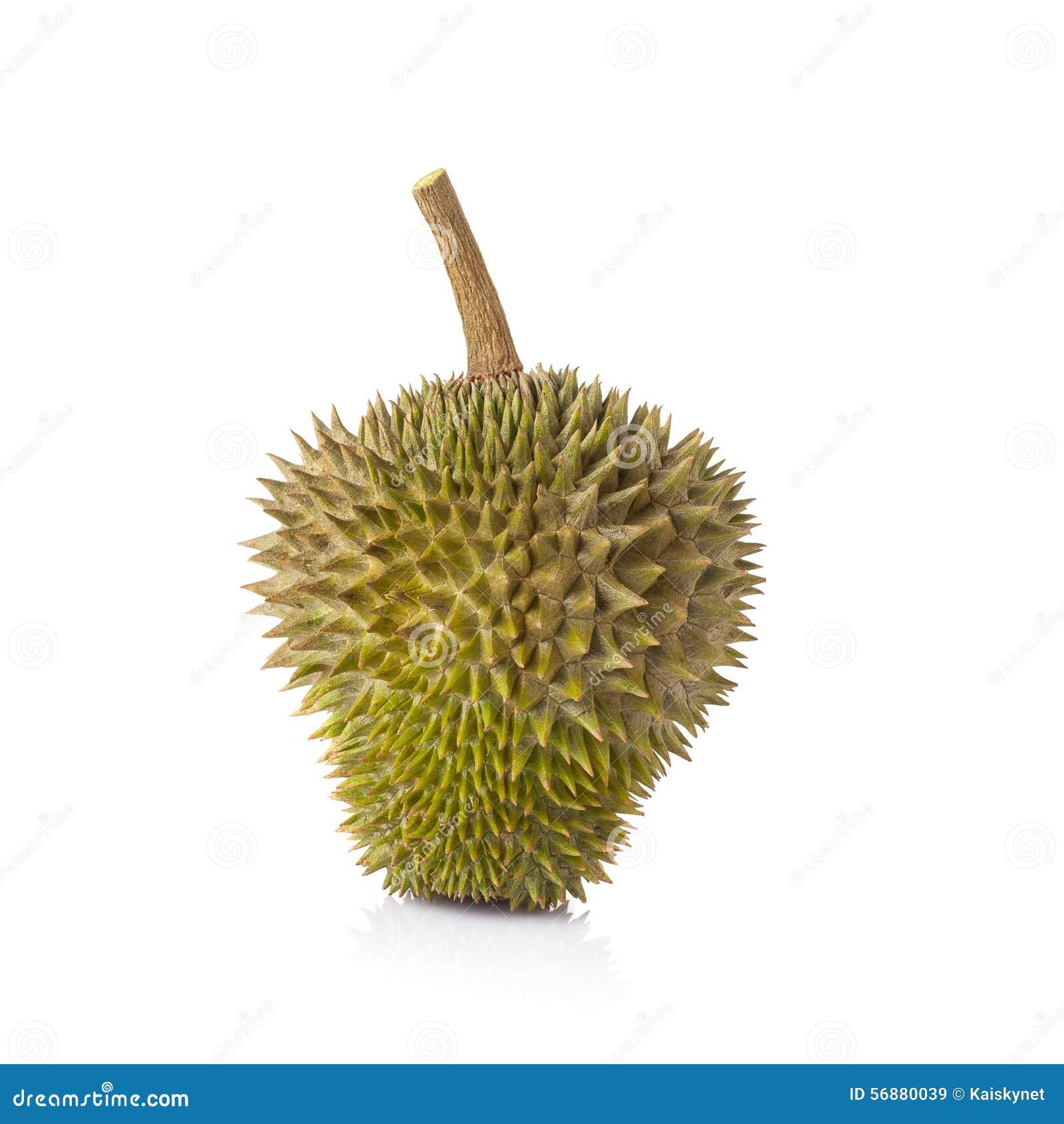 Durian su priorità bassa bianca