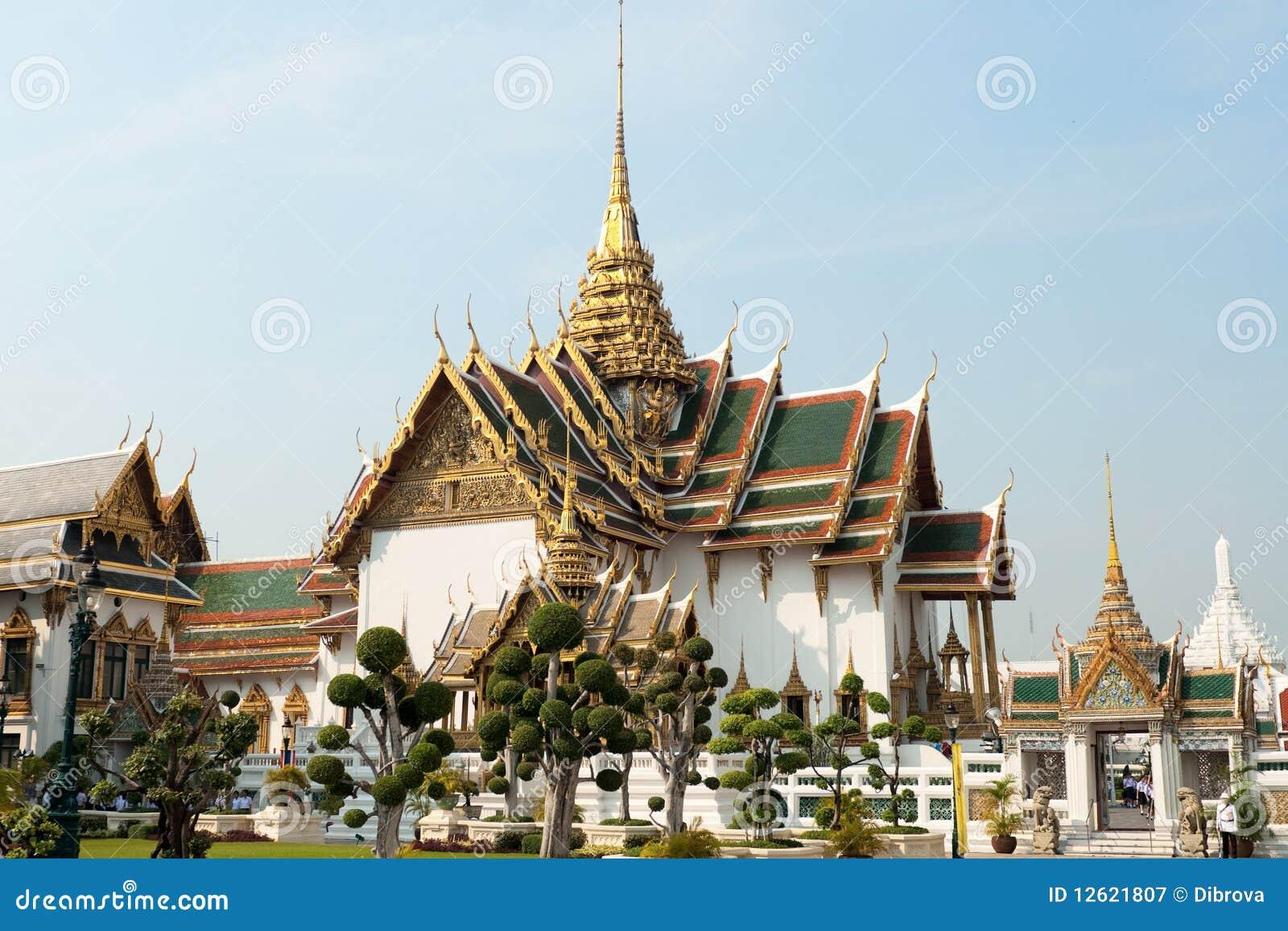 Dusit Maha Prasat Hall Royalty Free Stock Photography ...