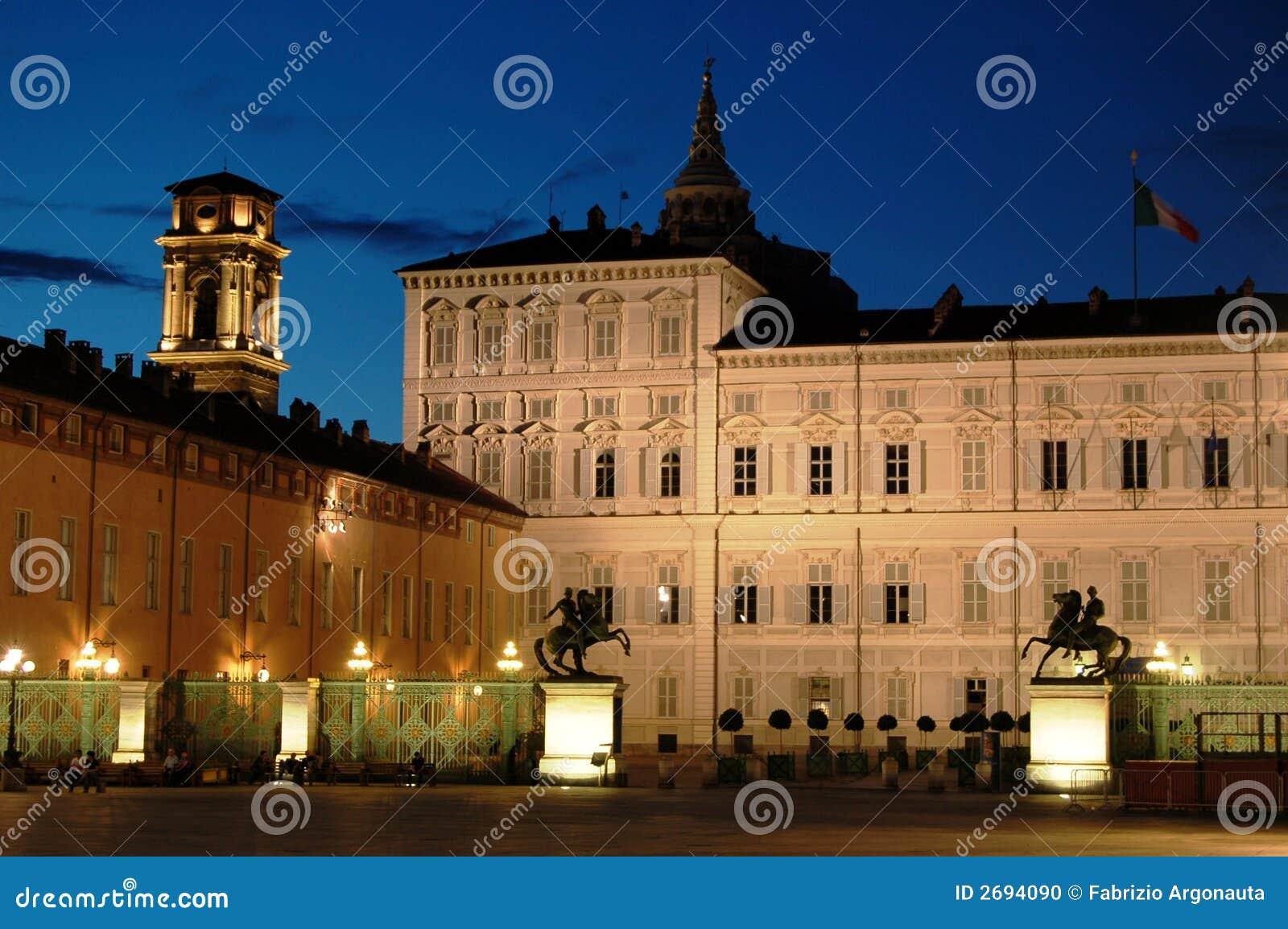 Dusk παλάτι βασιλικό